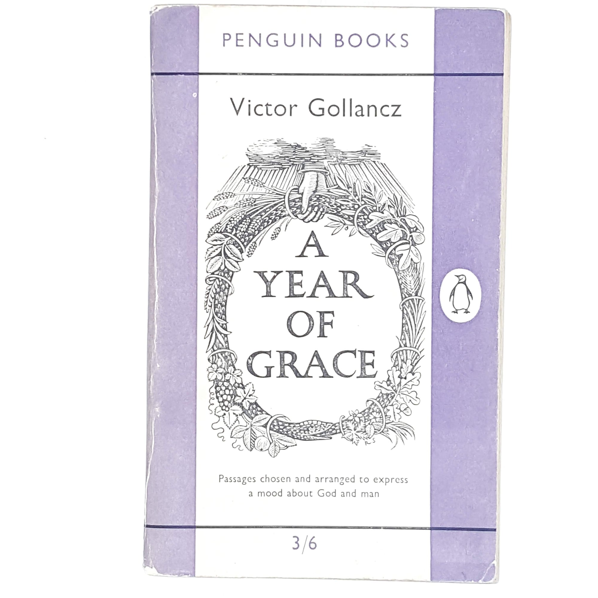 First Edition Penguin A Year of Grace 1955