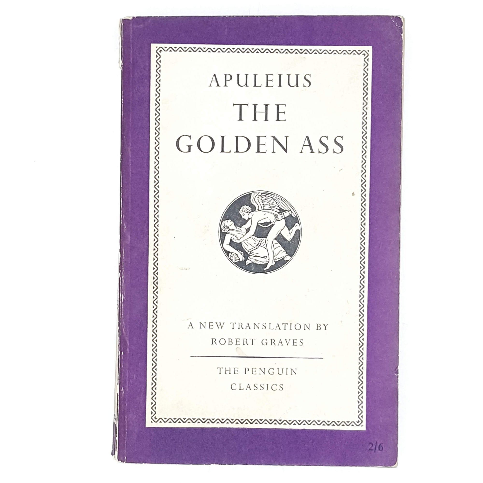 Vintage Penguin The Golden Ass by Apuleius 1954