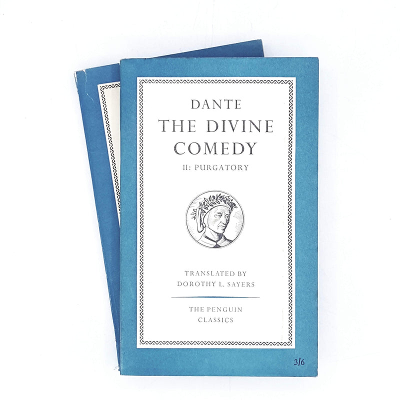 Vintage Penguin Collection Dante's Divine Comedy 1950 - 1955