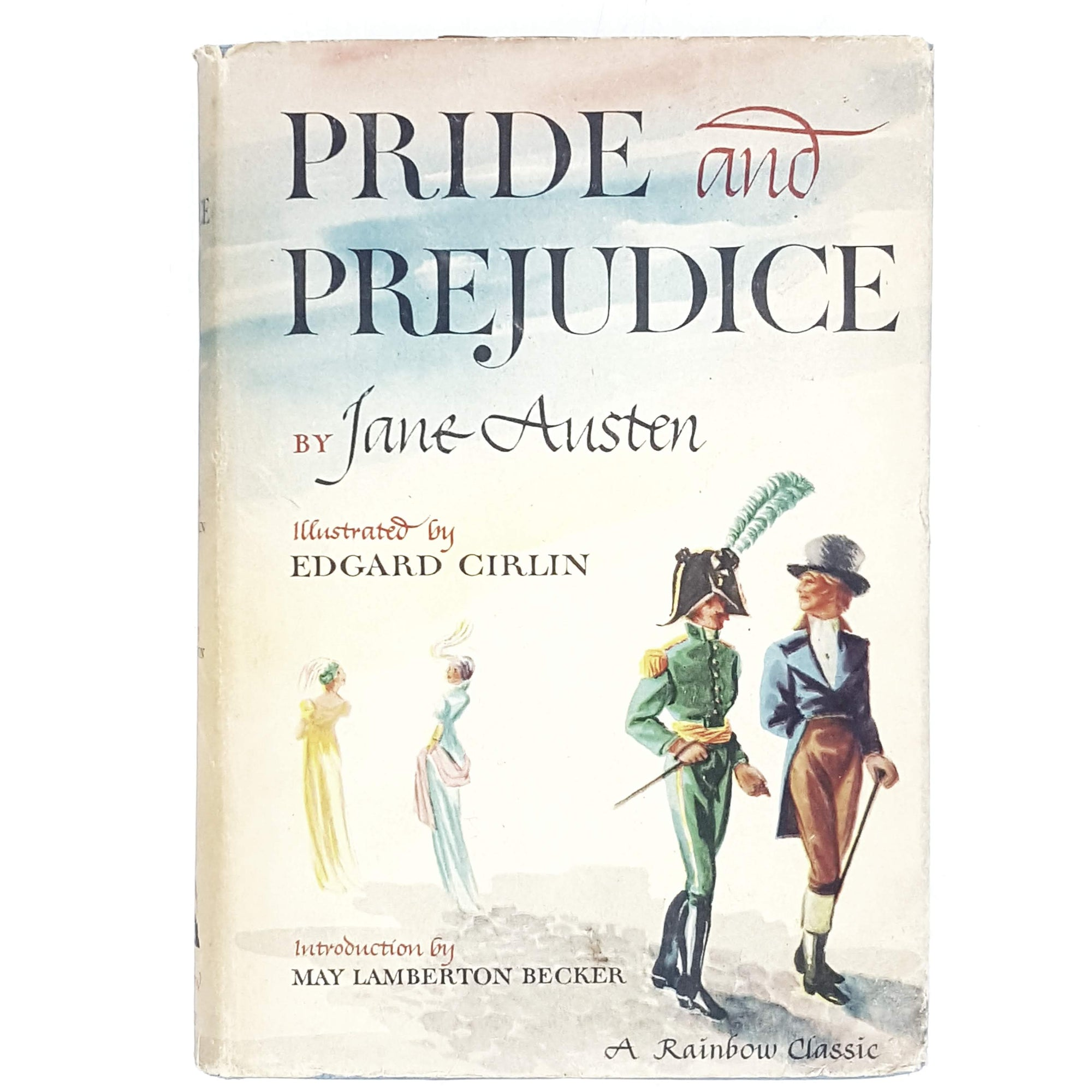 Illustrated Jane Austen's Pride and Prejudice The Saturn Press