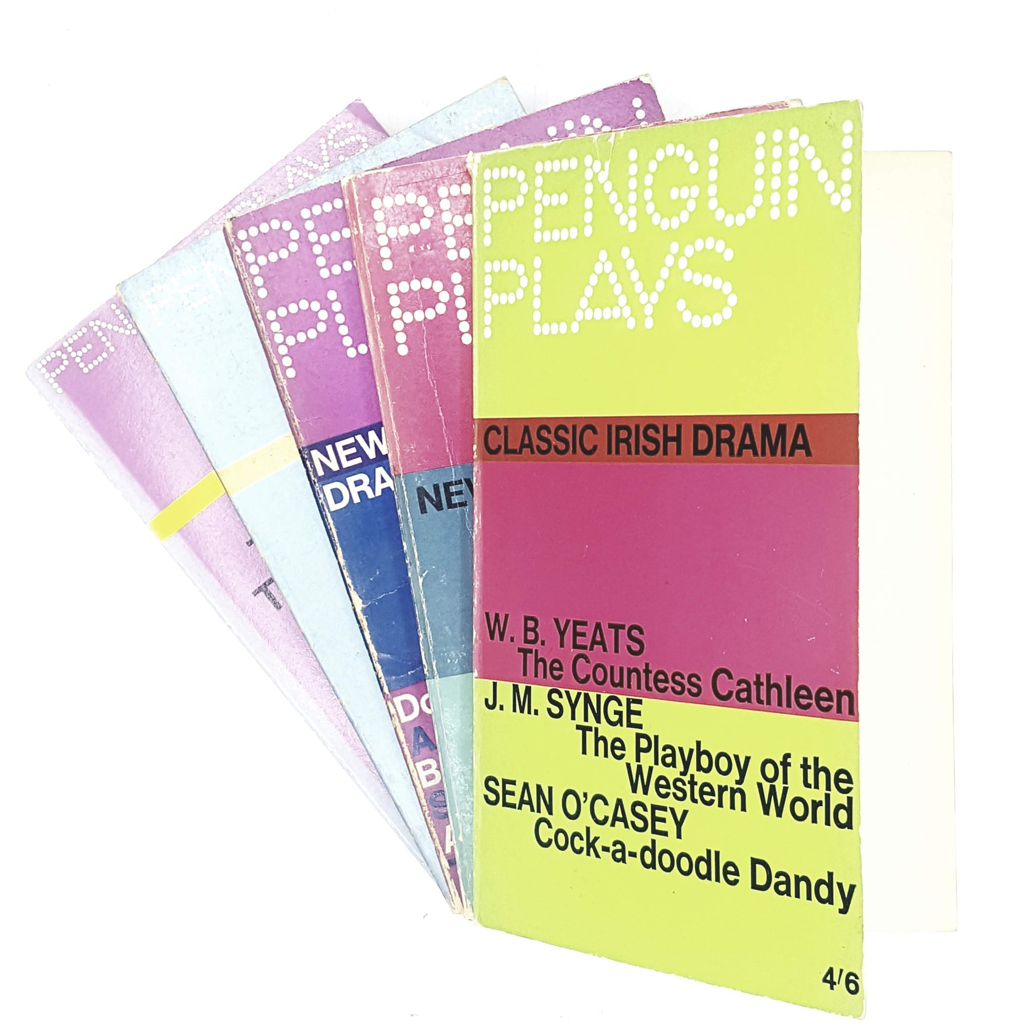 Vintage Collection: Penguin Dramas 1961 - 1976