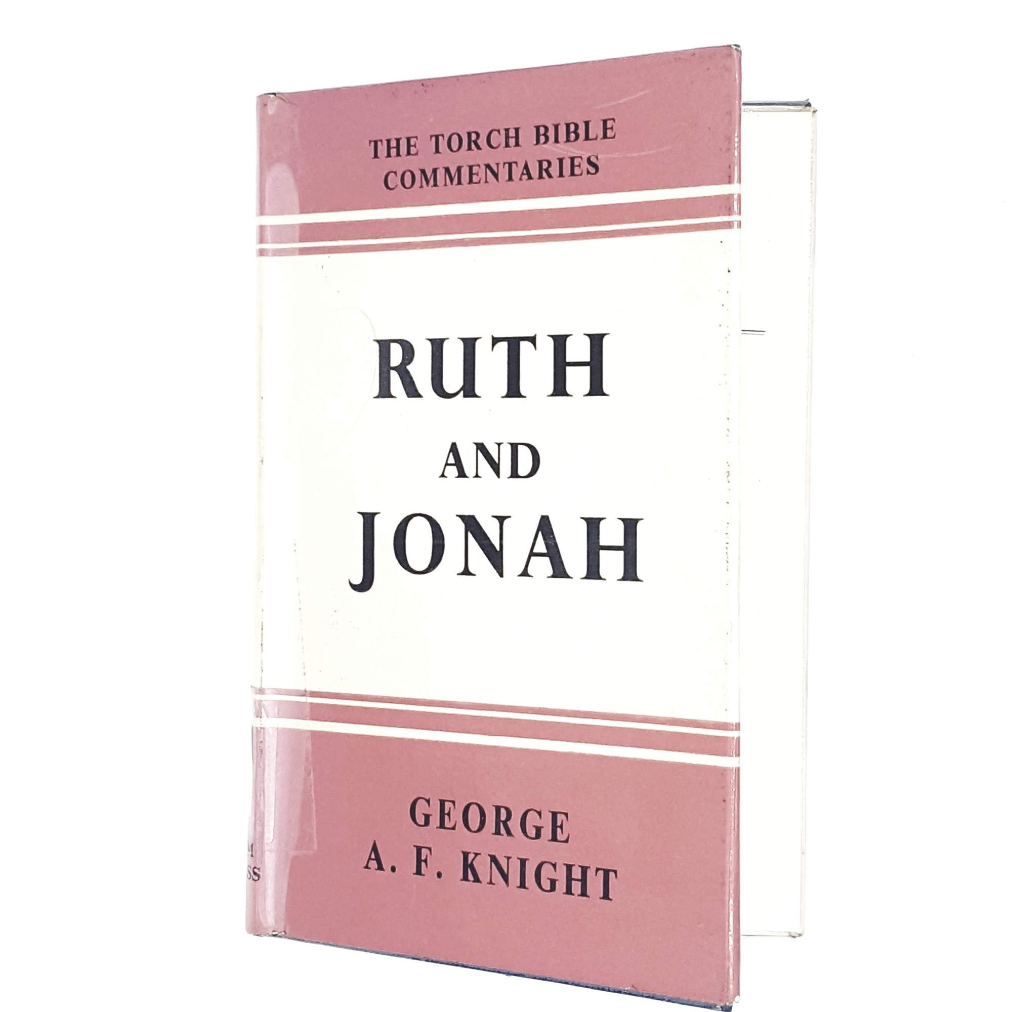 Vintage Bible Commentaries: Ruth and Jonah 1960