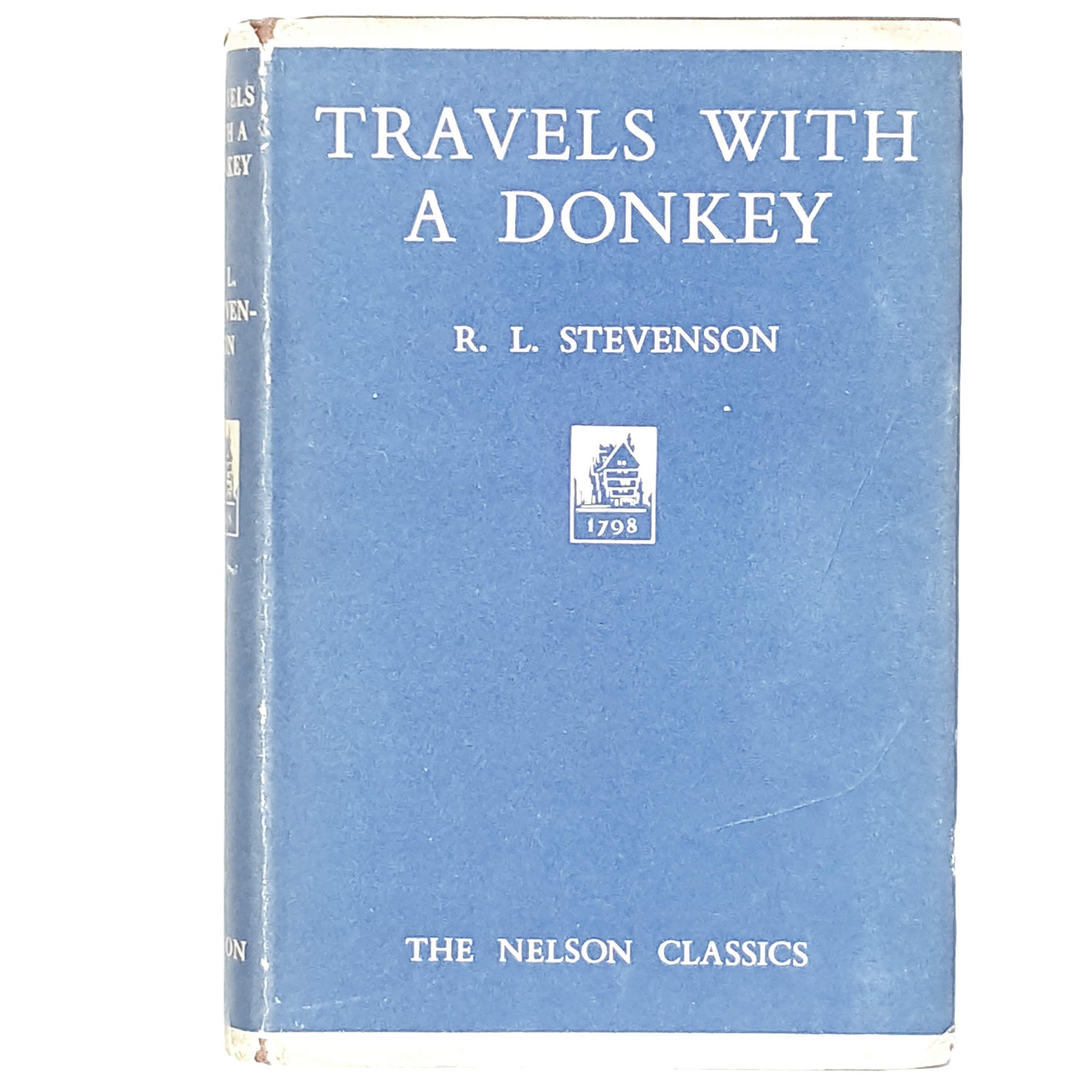 R. L. Stevenson's Travels with a Donkey