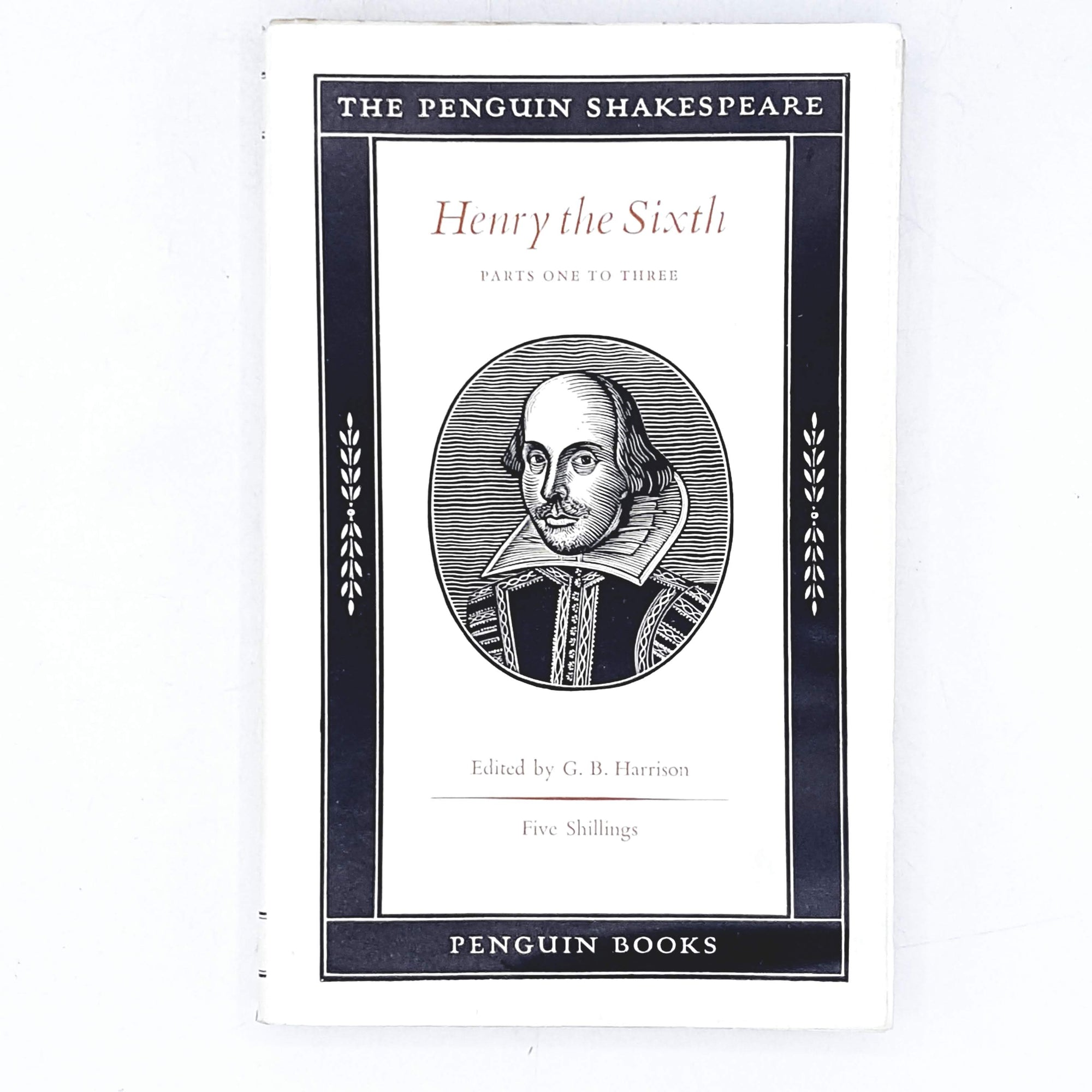 First Edition Penguin William Shakespeare's Henry VI 1959