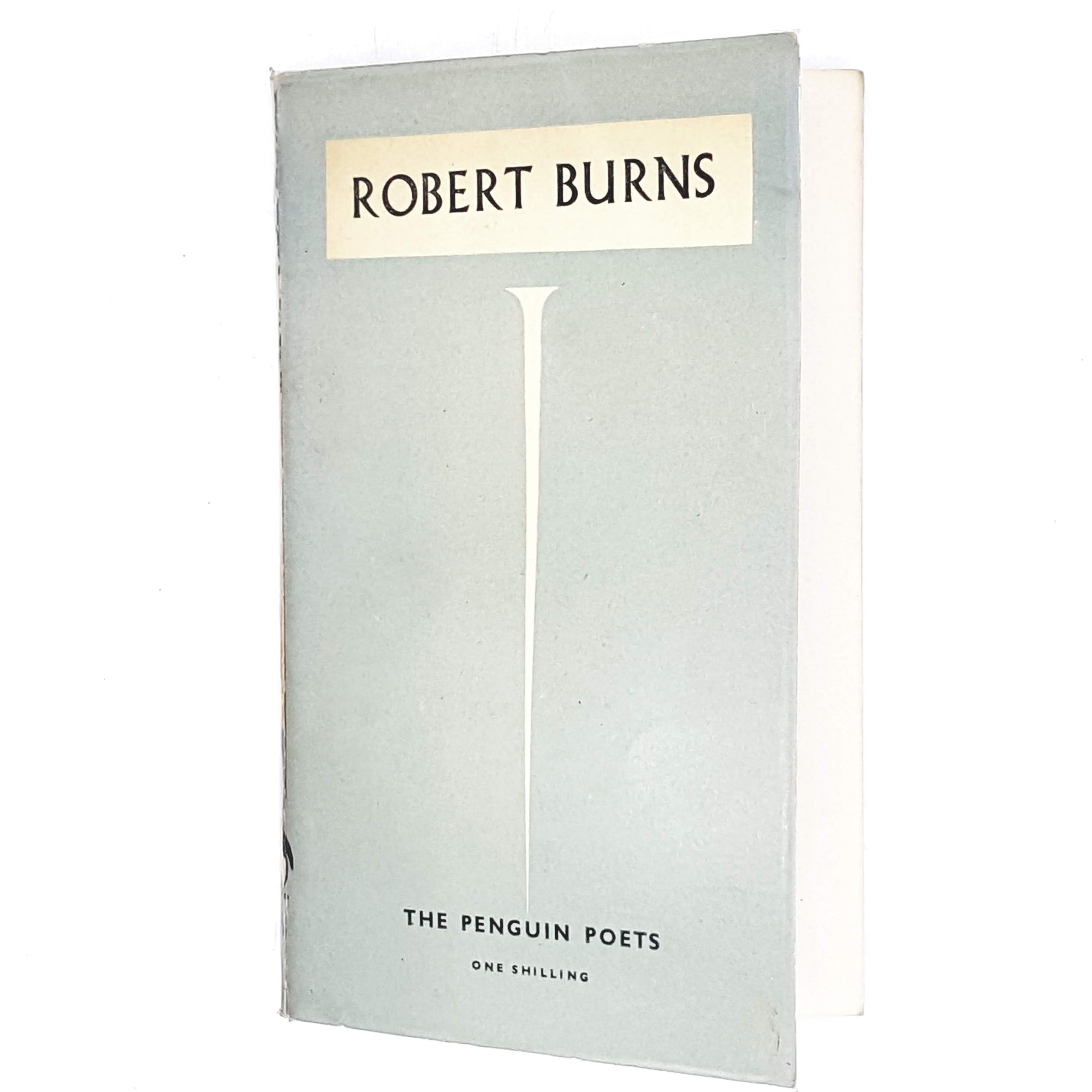 First Edition Penguin: Poetry of Robert Burns 1946