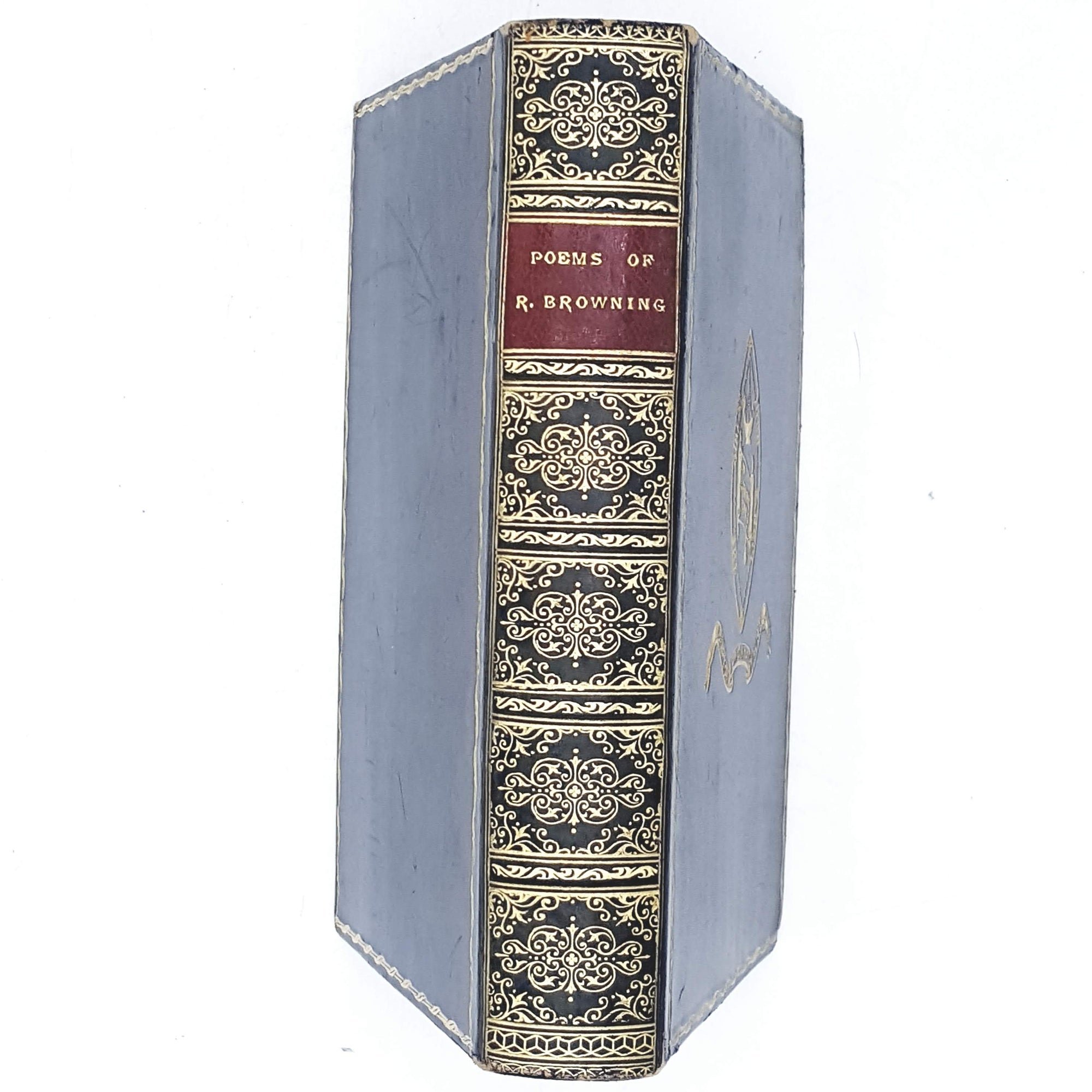 Poems of Robert Browning 1910