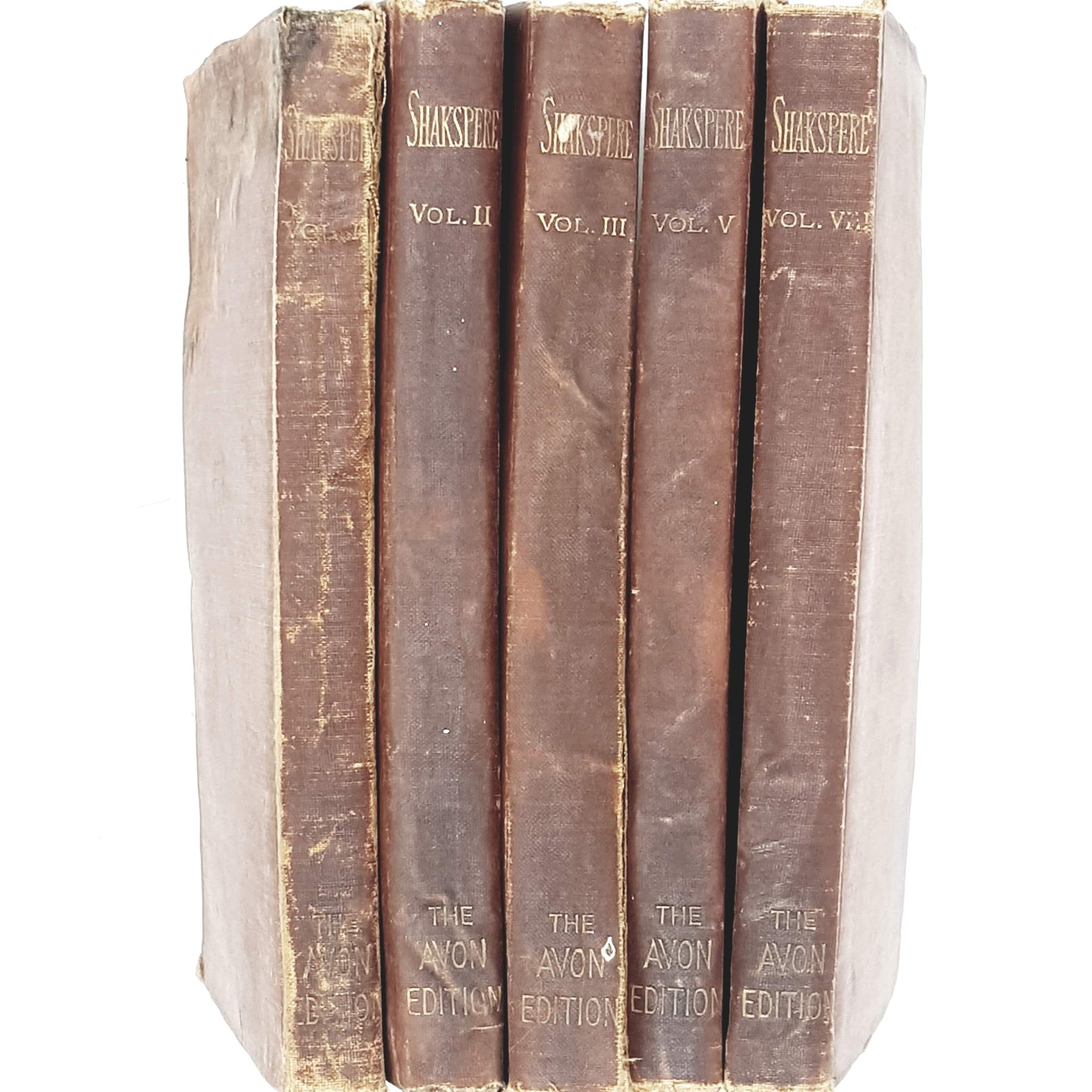 Illustrated Collection of William Shakespeare 1886