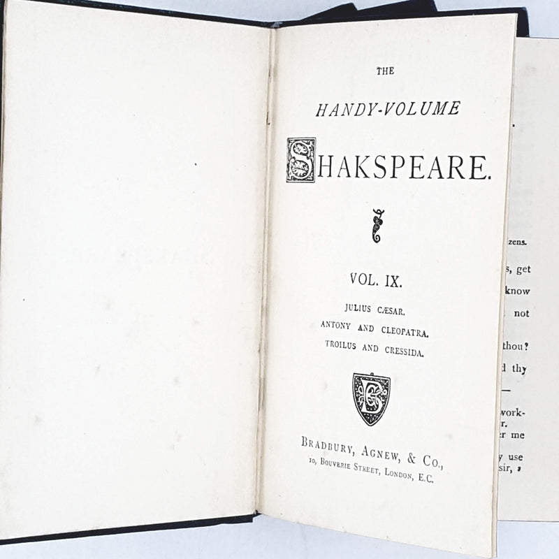 Collection of William Shakespeare