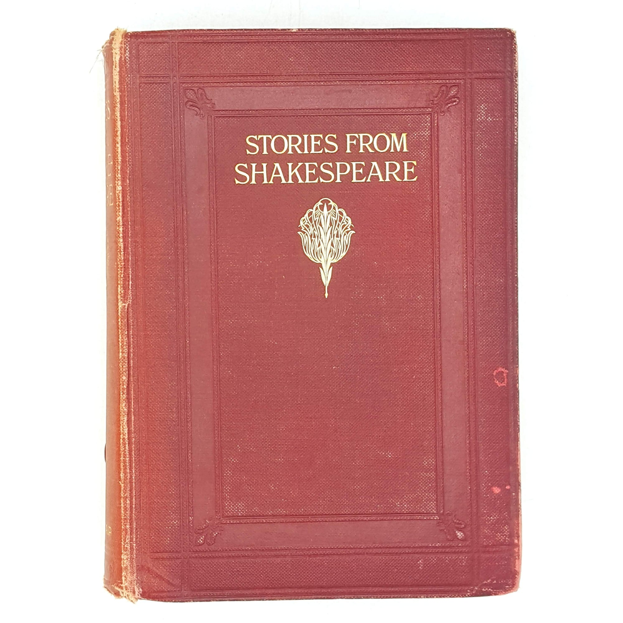 Vintage Stories from Shakespeare 1924