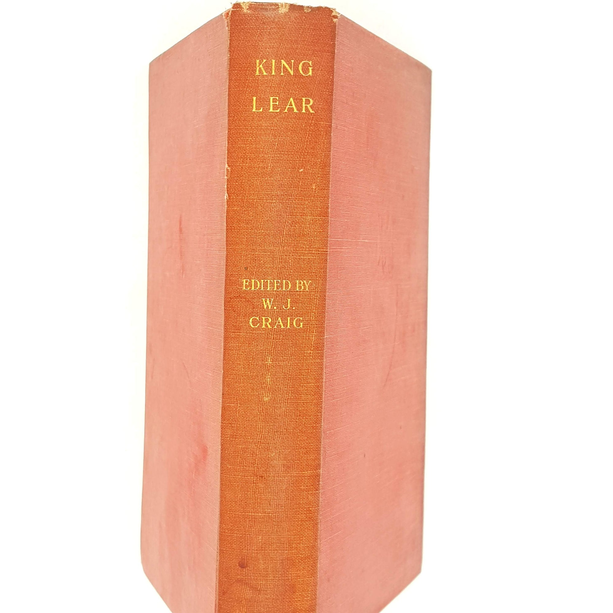 Vintage King Lear by Shakespeare 1927