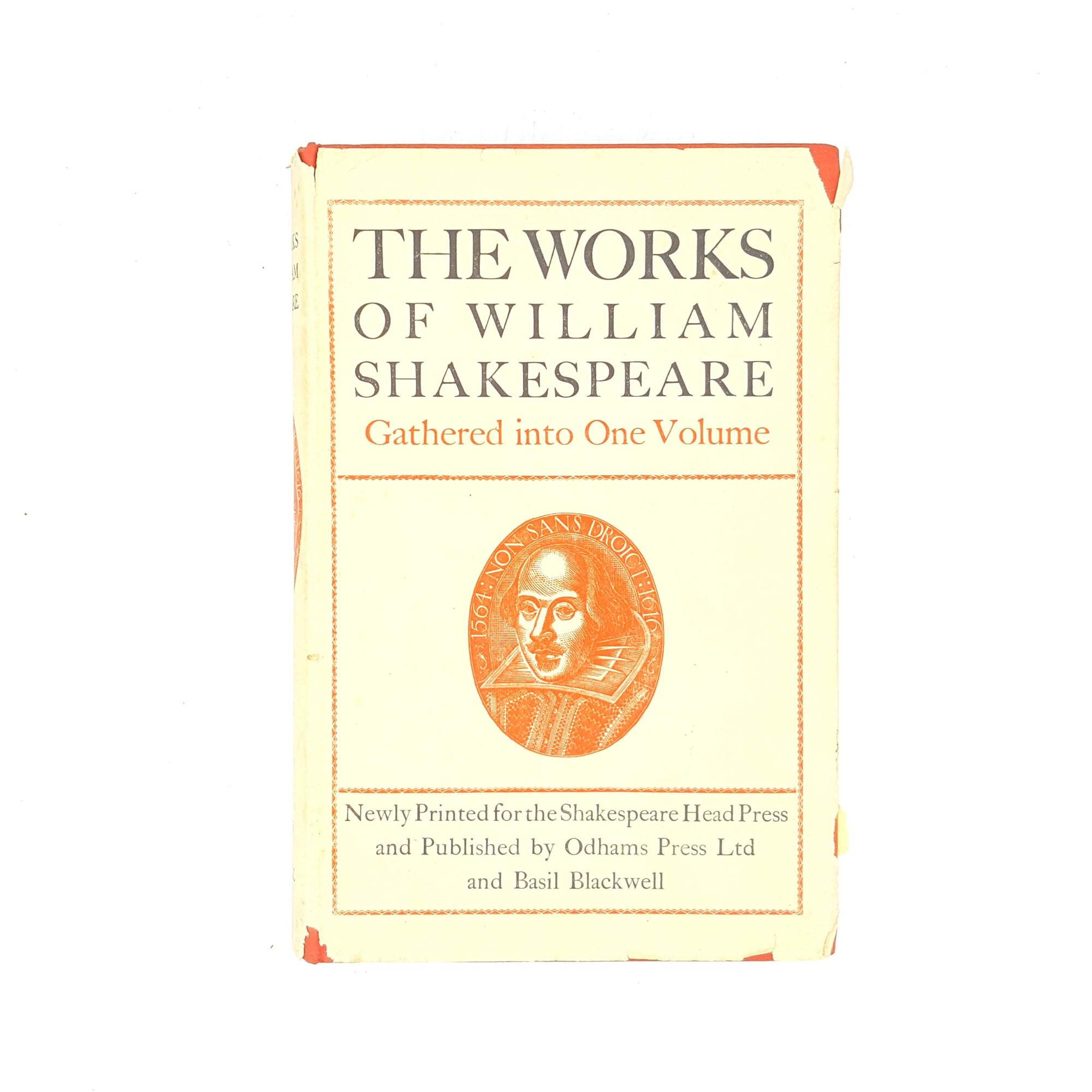 The Works of William Shakespeare Odhams and Blackwell Edition 1947