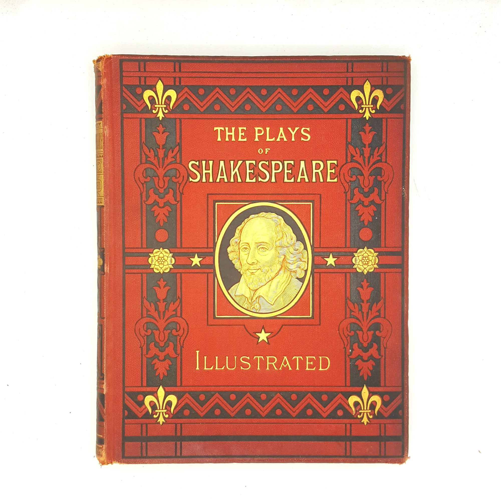 Illustrated Shakespeare Plays DIV V