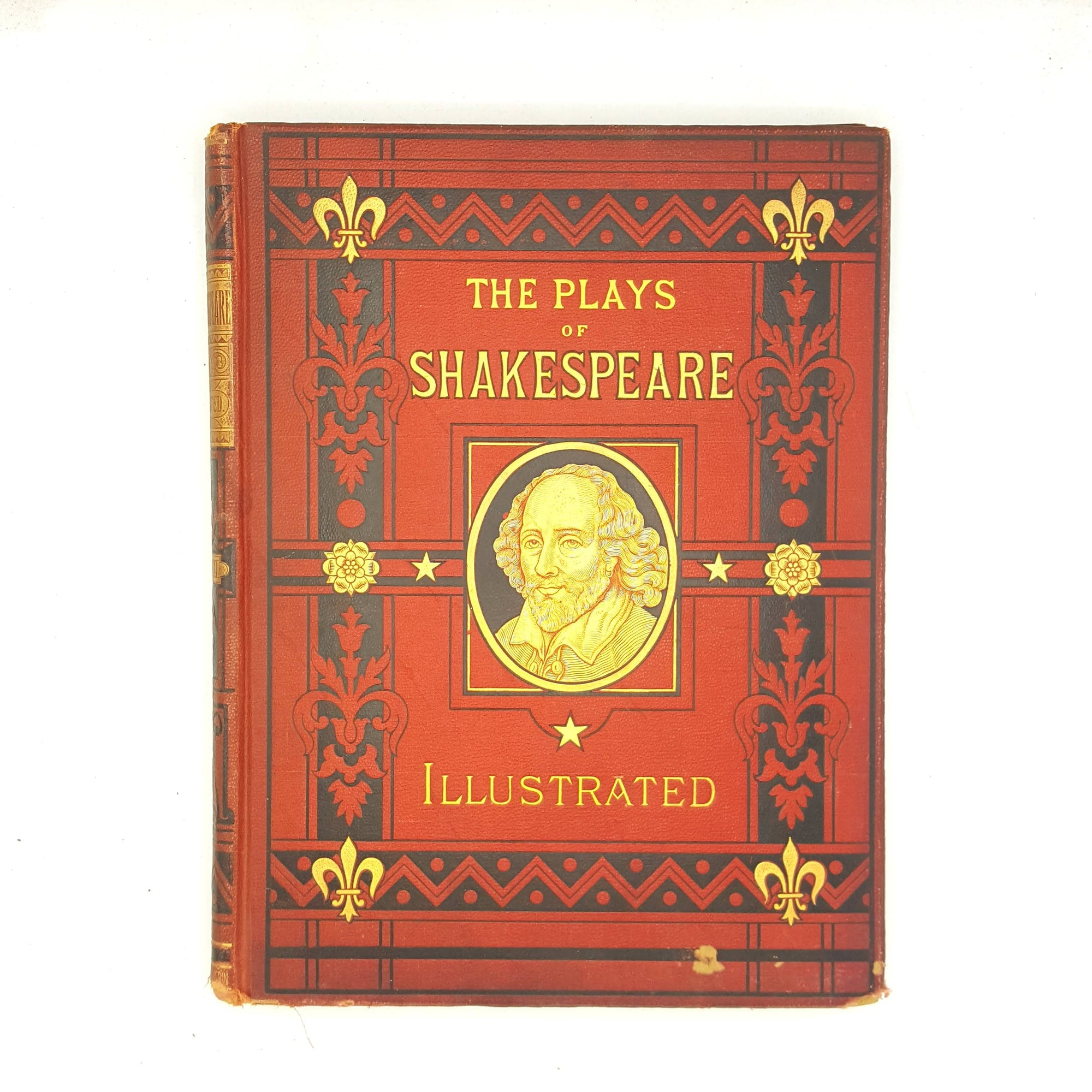 Illustrated Shakespeare Plays DIV IV