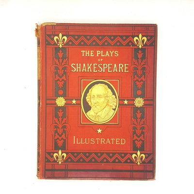 Illustrated Shakespeare Plays DIV III