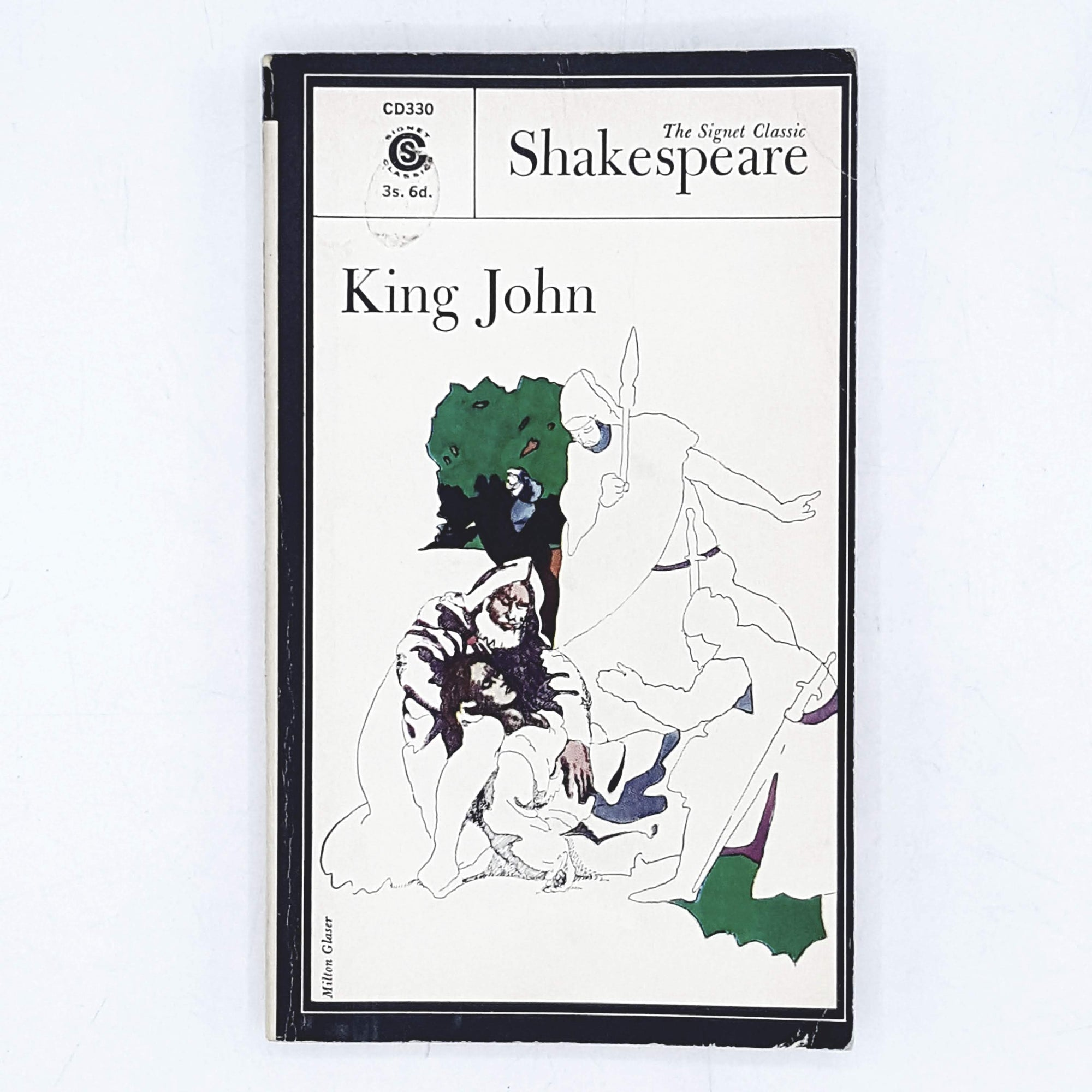 William Shakespeare's King John 1966