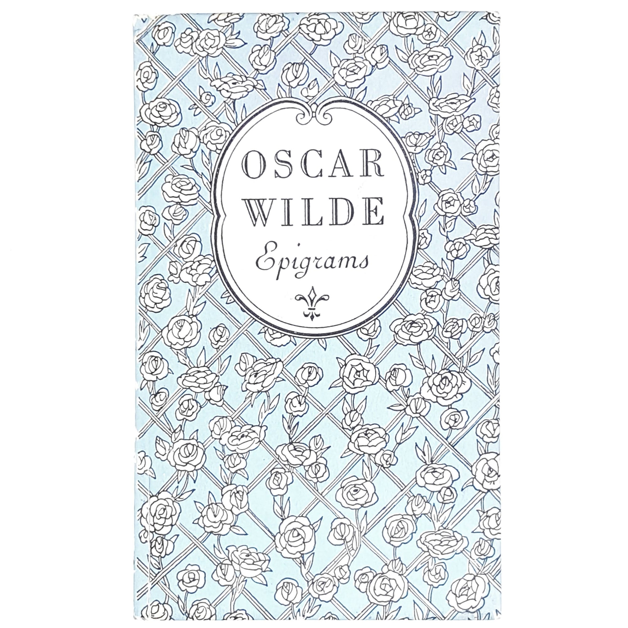 Oscar Wilde's Epigrams illustrated
