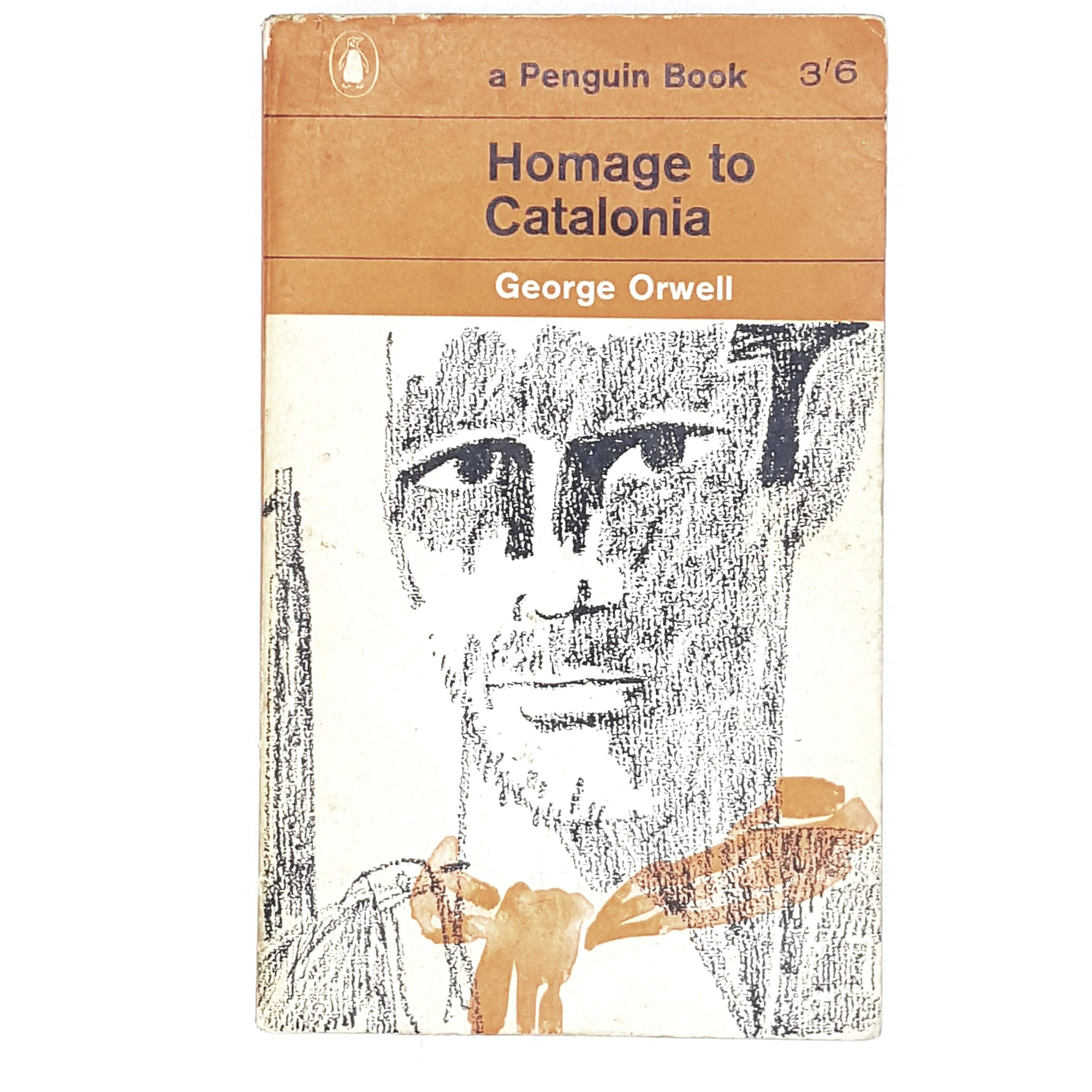 George Orwell's Homage to Catalonia 1964