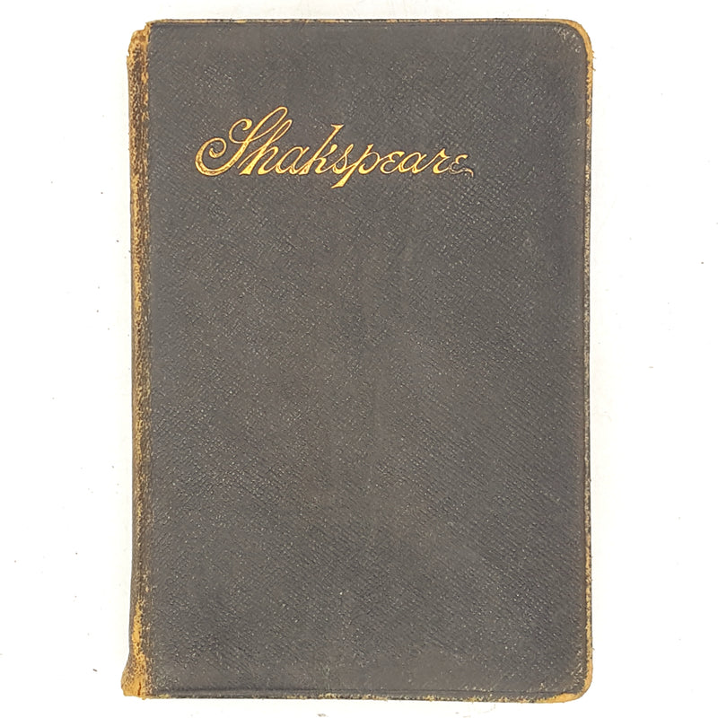 Shakespeare's Works Warne Edition 1913