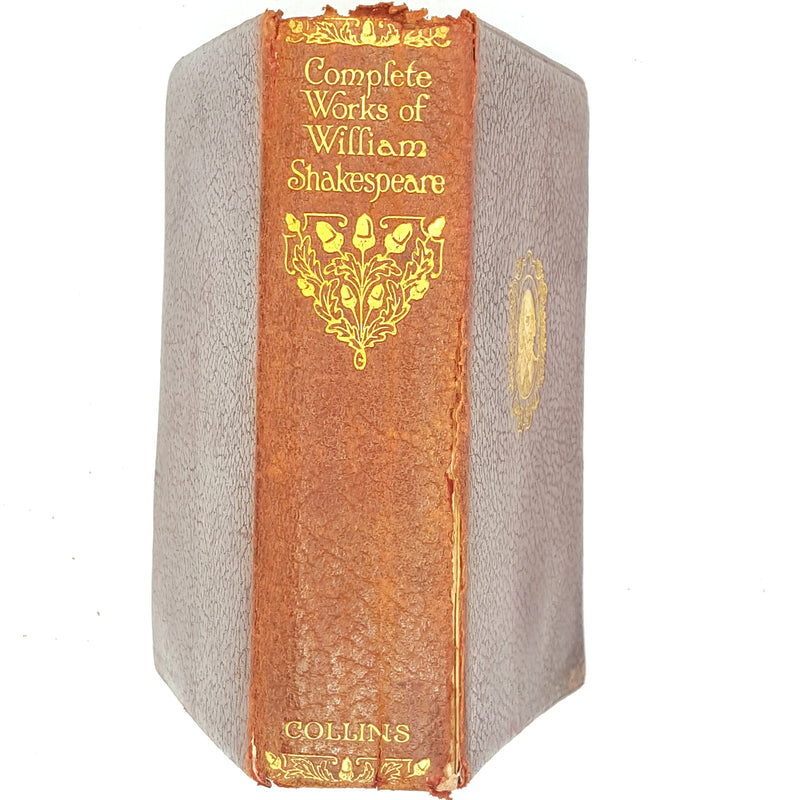 William Shakespeare Complete Works Collins Edition