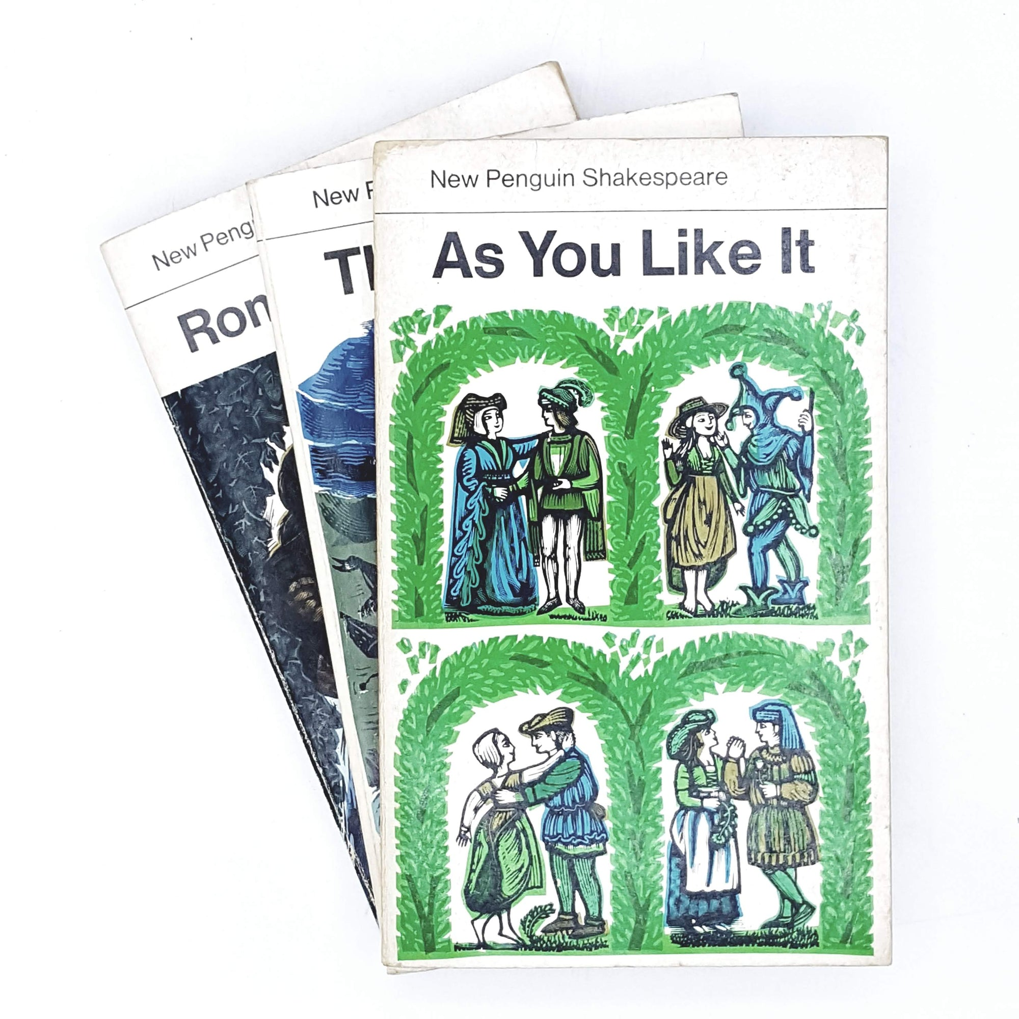 Collection: William Shakespeare New Penguin Set 1968 - 1970