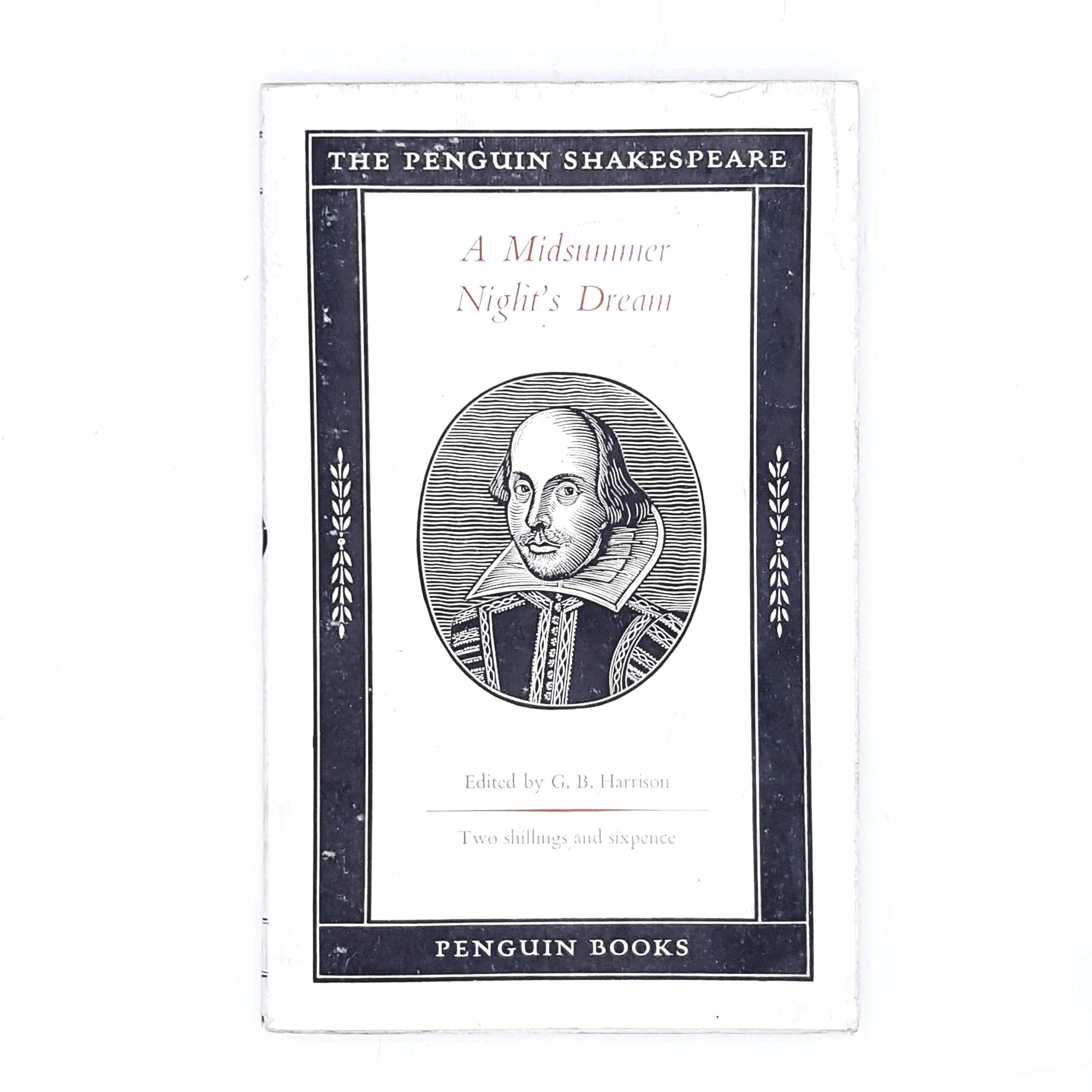 william-shakespeare-white-penguin-midsummer-night-dream