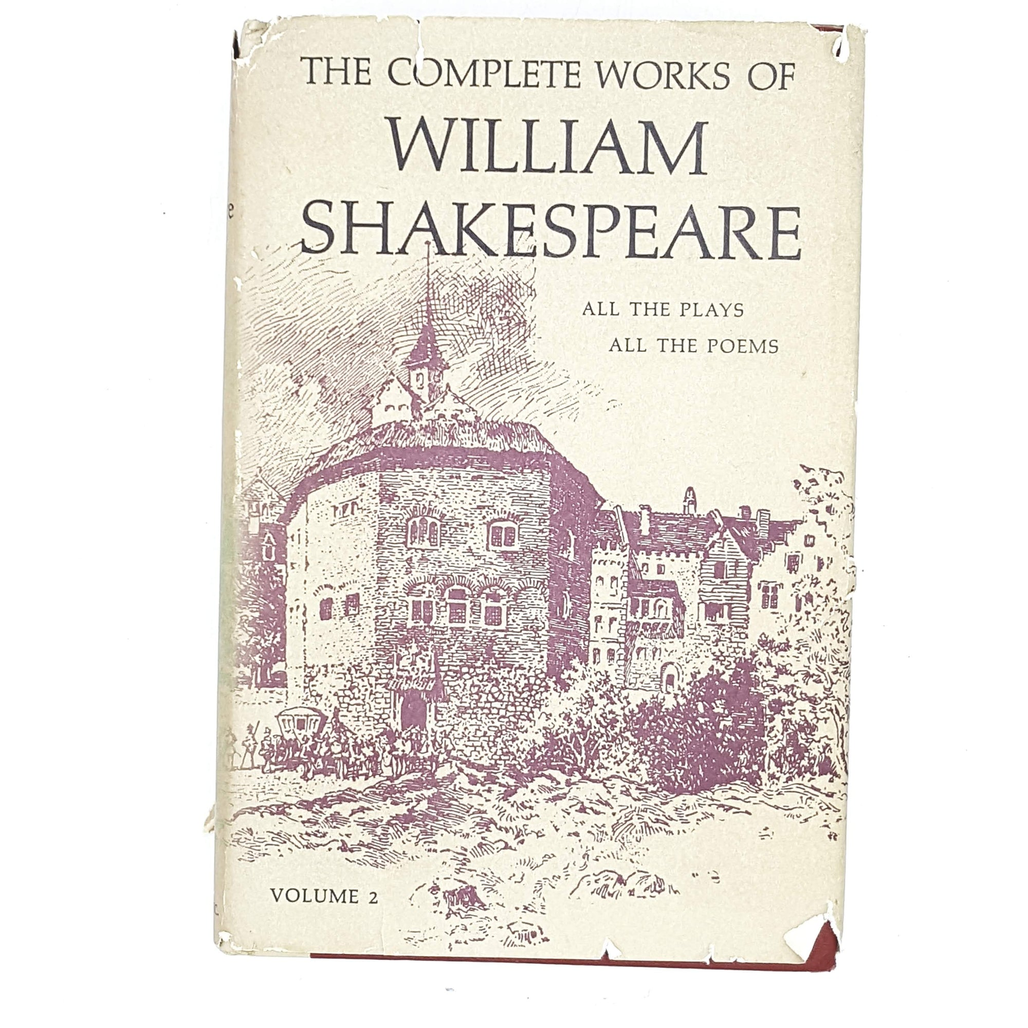 William Shakespeare's Complete Works v. II