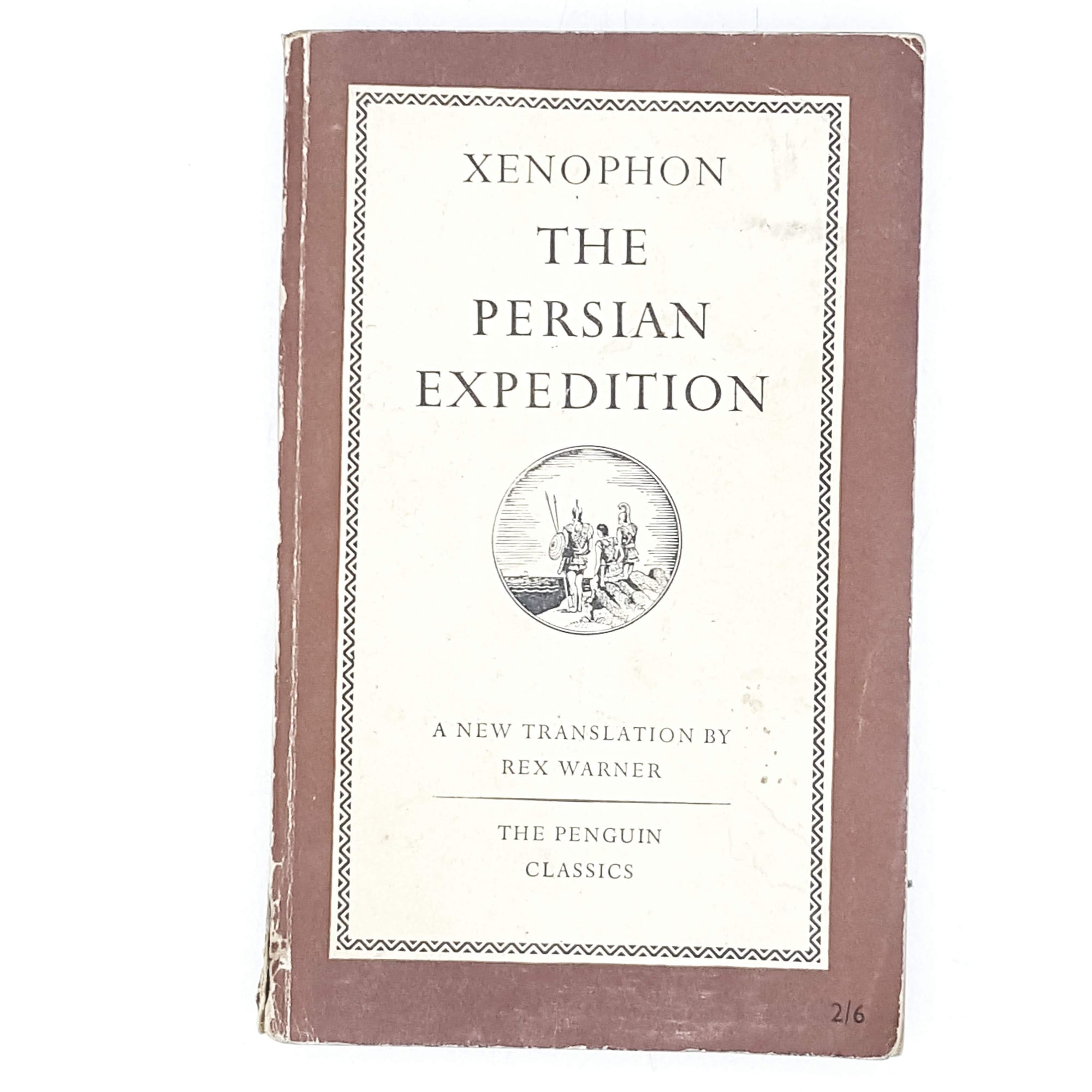 Vintage Penguin: The Persian Expedition by Xenophon 1952