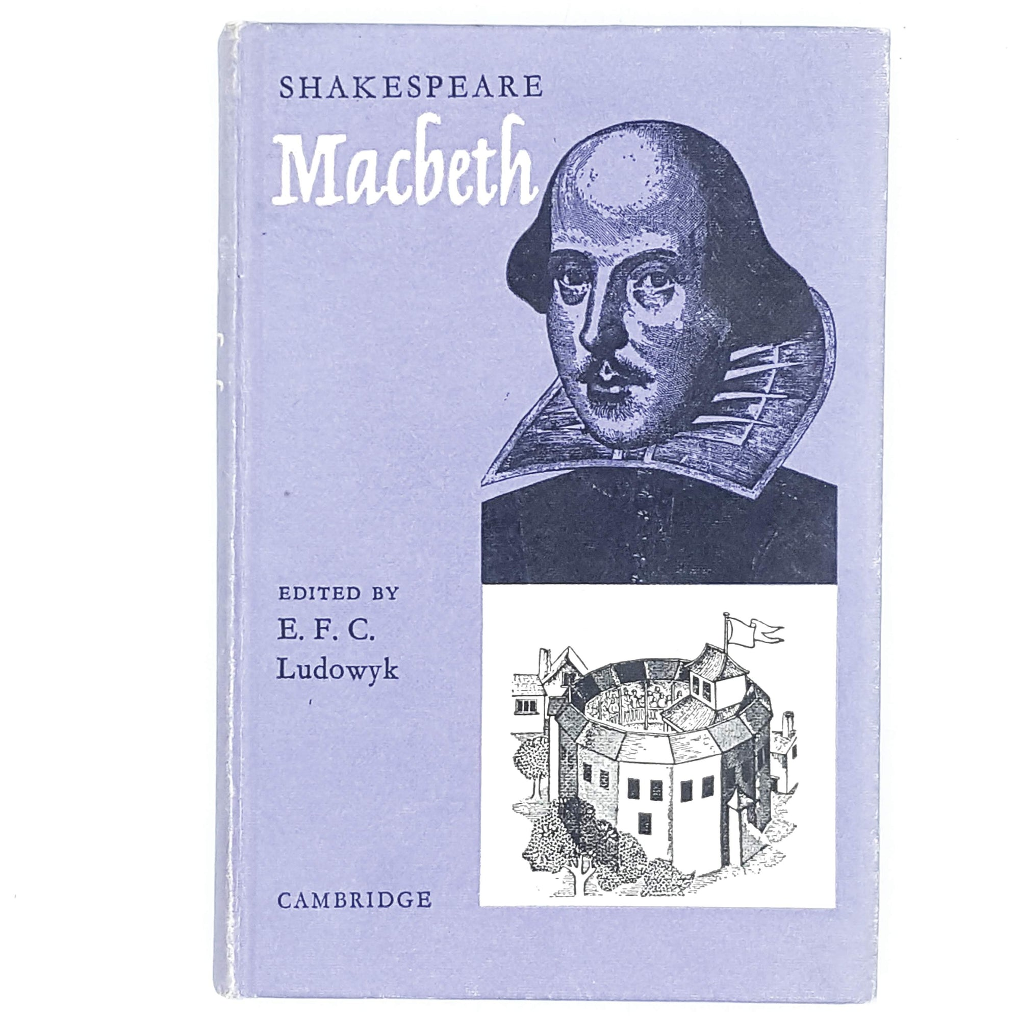 William Shakespeare's Macbeth with notes 1964