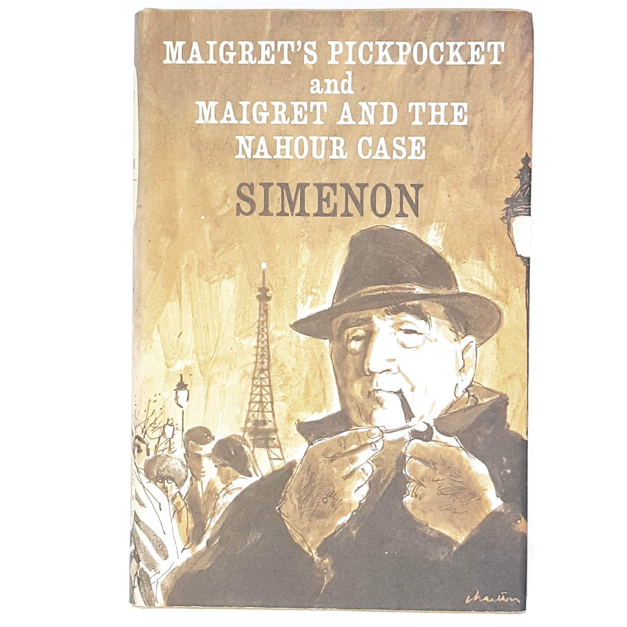 Vintage Crime: Simenon's Maigret's Pickpocket and Maigret and the Nahour Case 1968