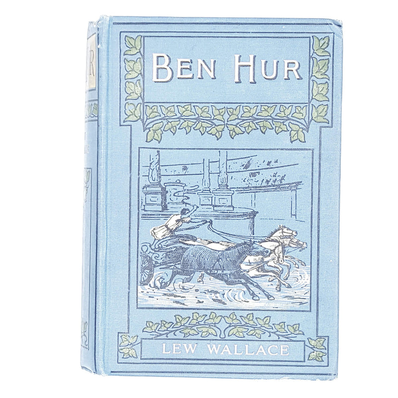 Christian Literature: Ben-Hur - A Tale of the Christ by Lew Wallace