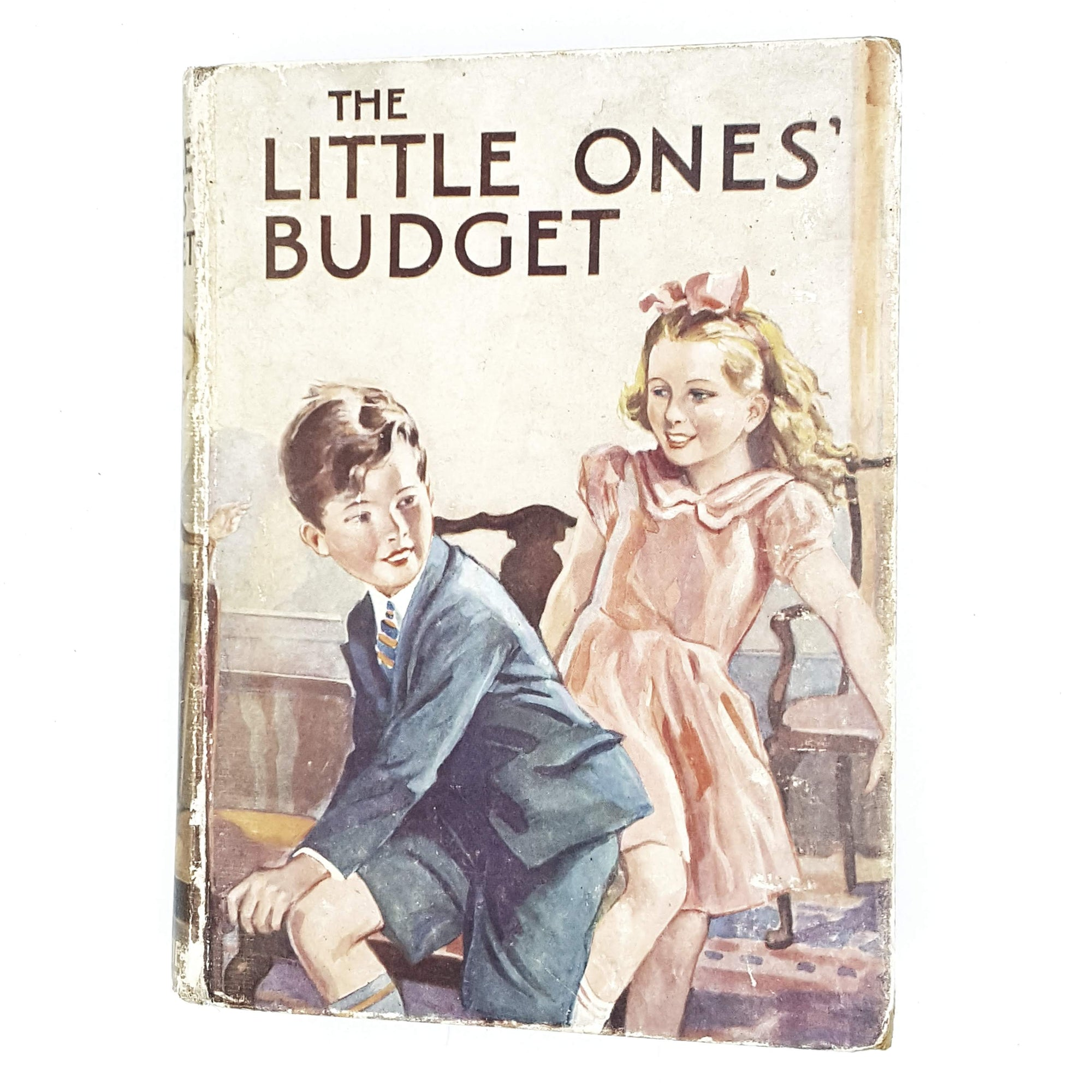 Illustrated The Little One's Budget