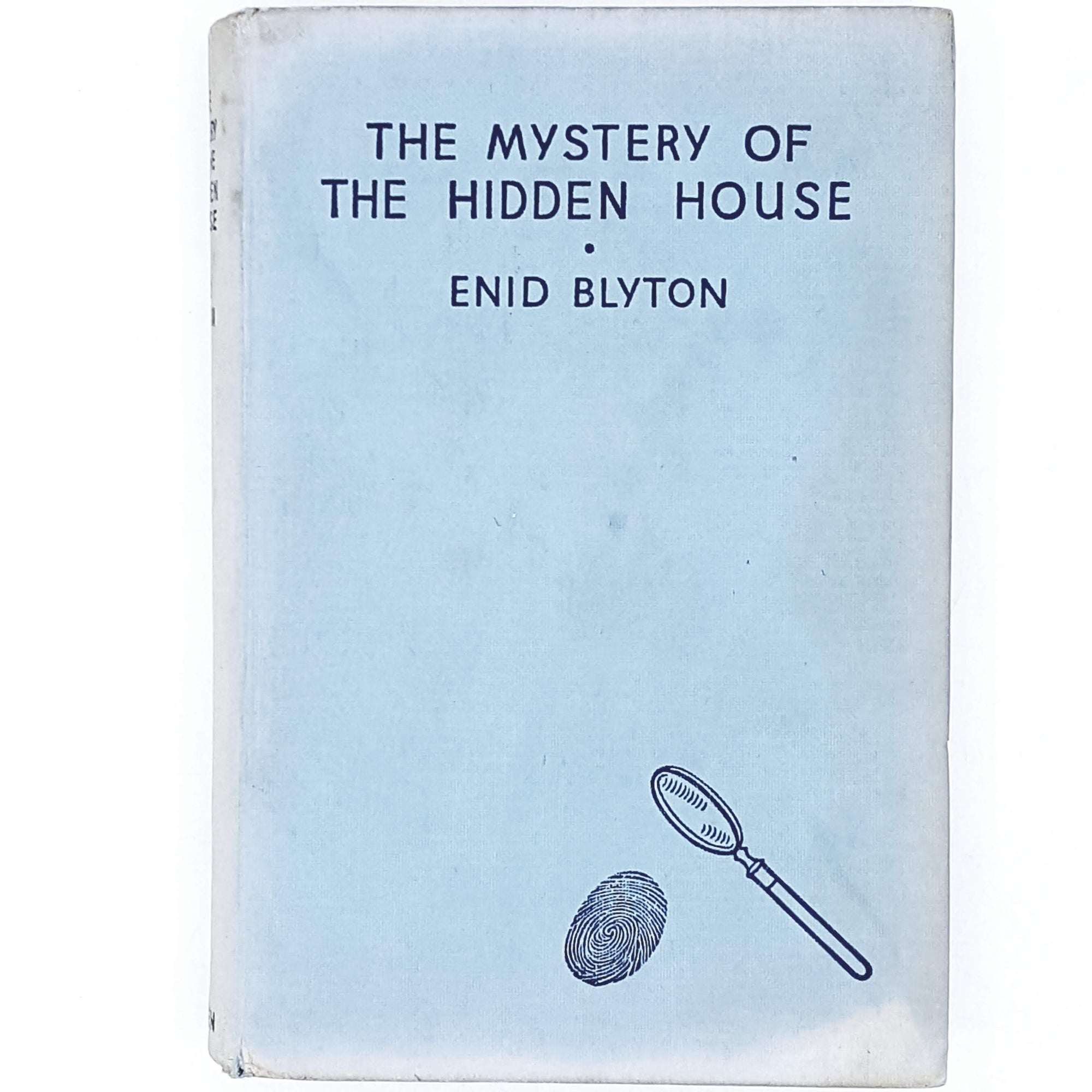 Enid Blyton's The Mystery of the Hidden House 1952