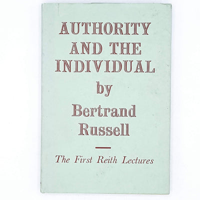 green-bertrand-russell-vintage-book