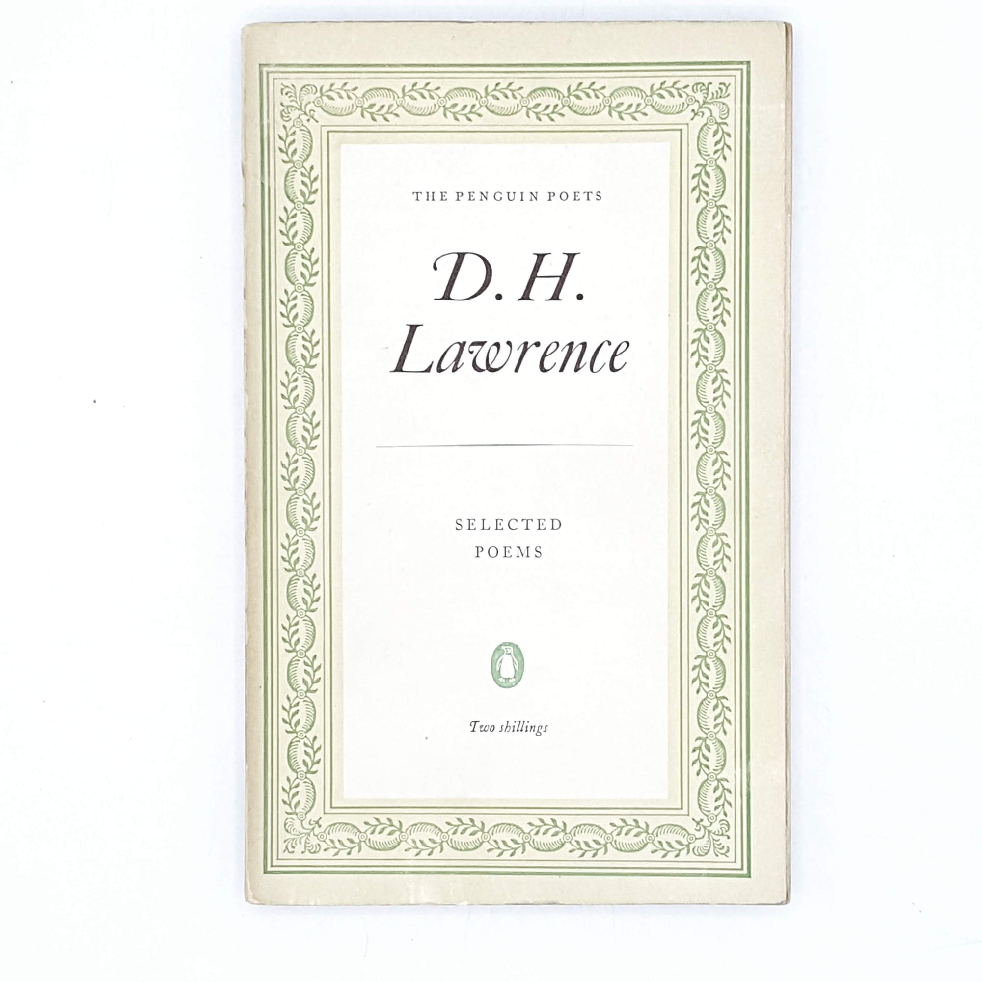 Vintage Penguin Poetry: D. H. Lawrence 1954