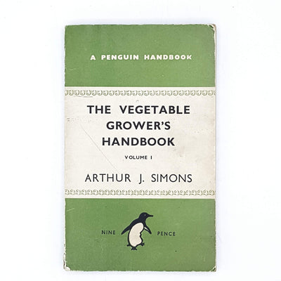 green-vintage-gardening-penguin-handbook-vegetable-growers