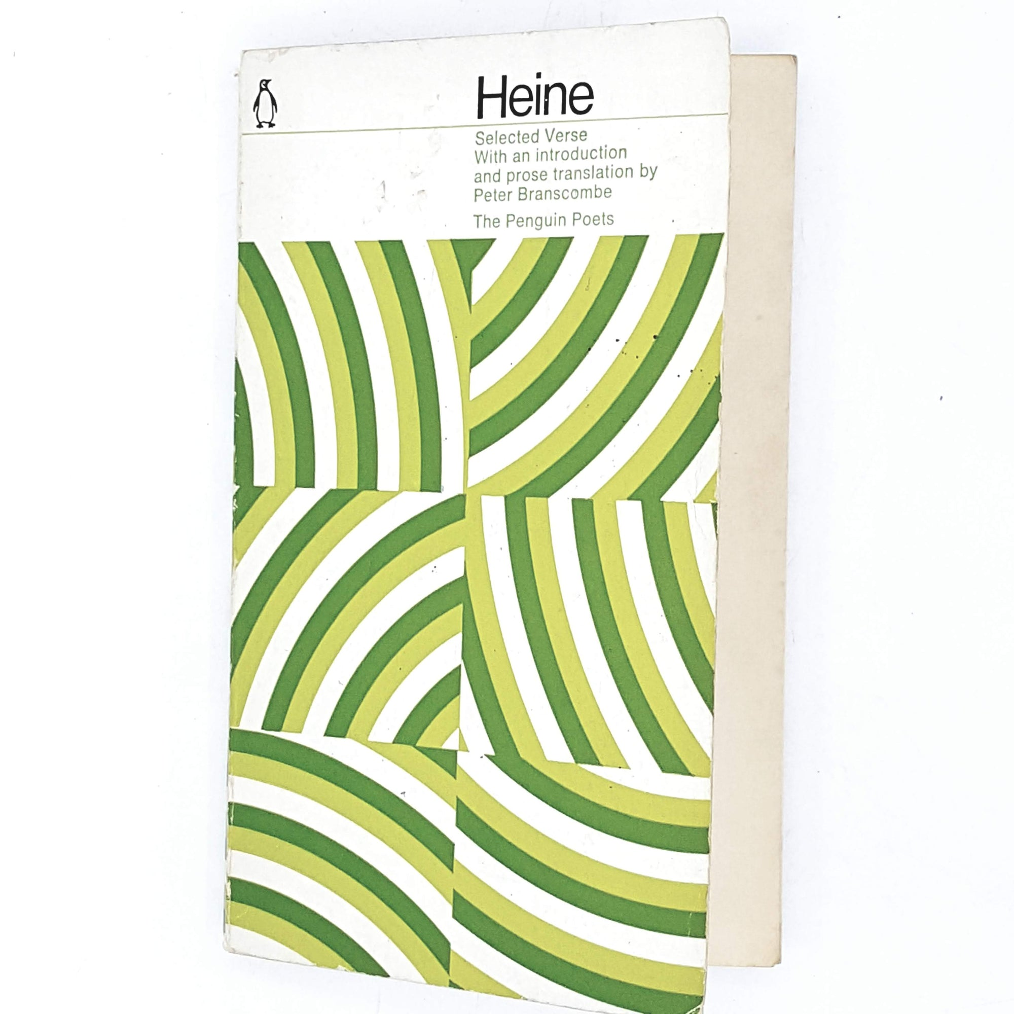 First Edition Penguin: Heine Selected Verse 1967