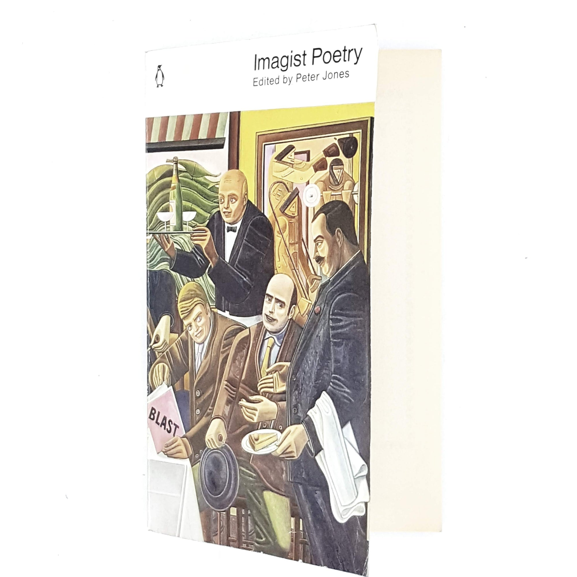 Vintage Penguin Imagist Poetry 1976