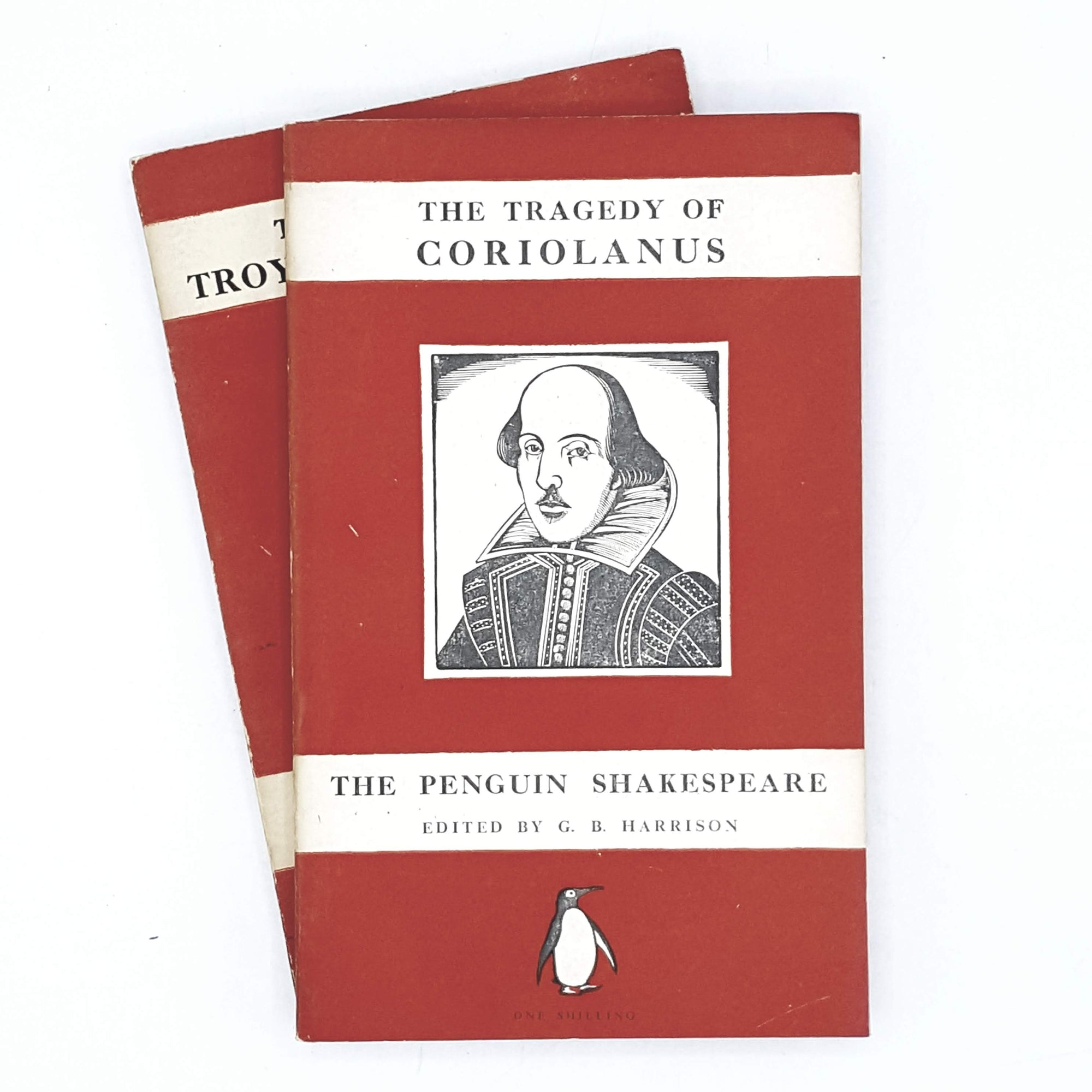 collection-william-shakespeare-red-drama-penguin-set