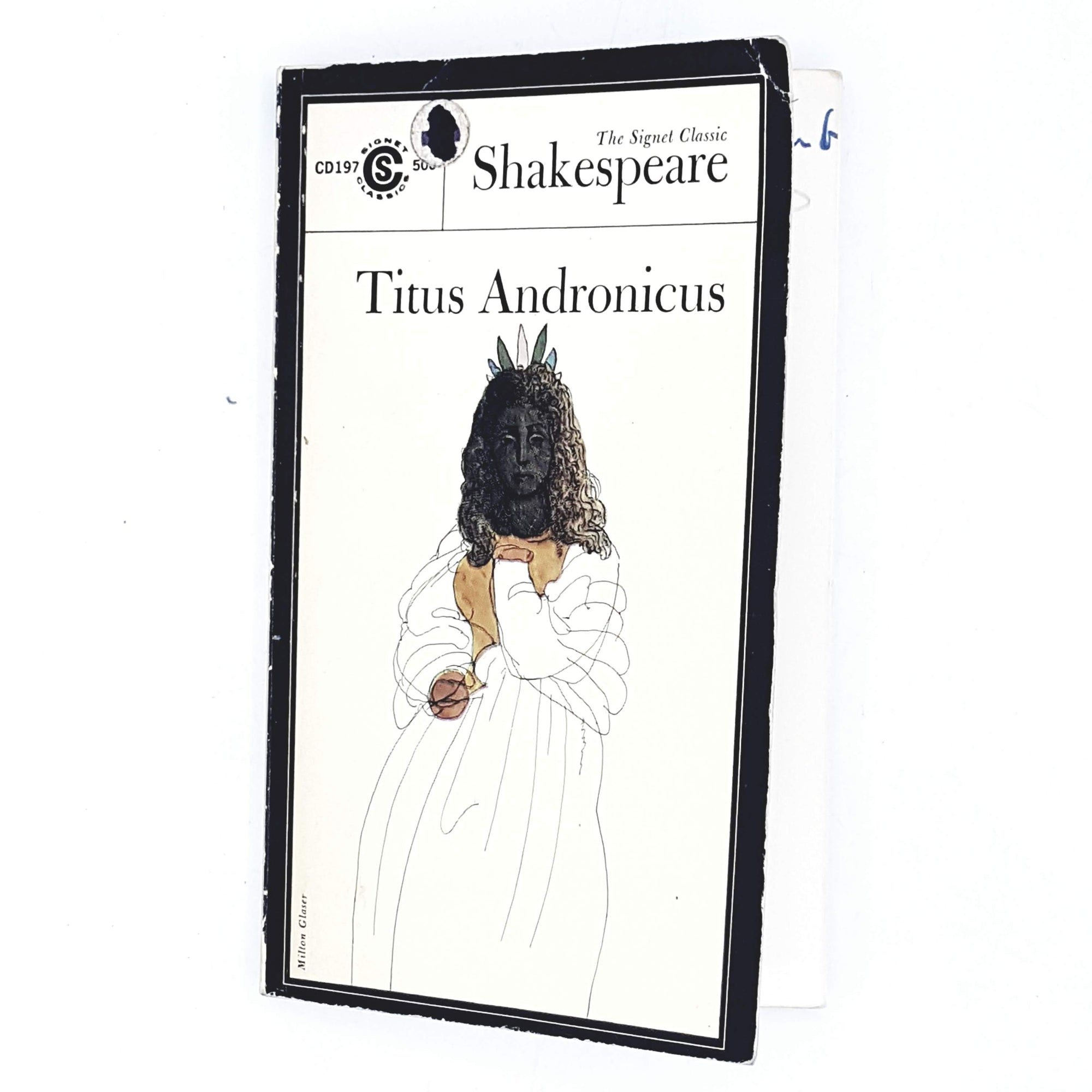 william-shakespeare-titus-andronicus-vintage