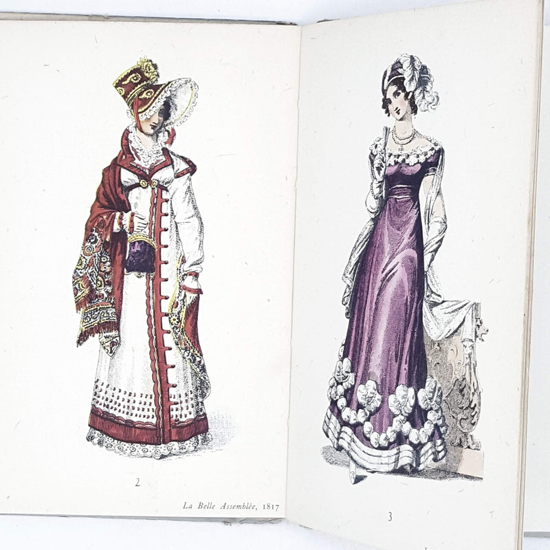 Vintage King Penguin Fashions and Fashion Plates 1800 - 1900 1943