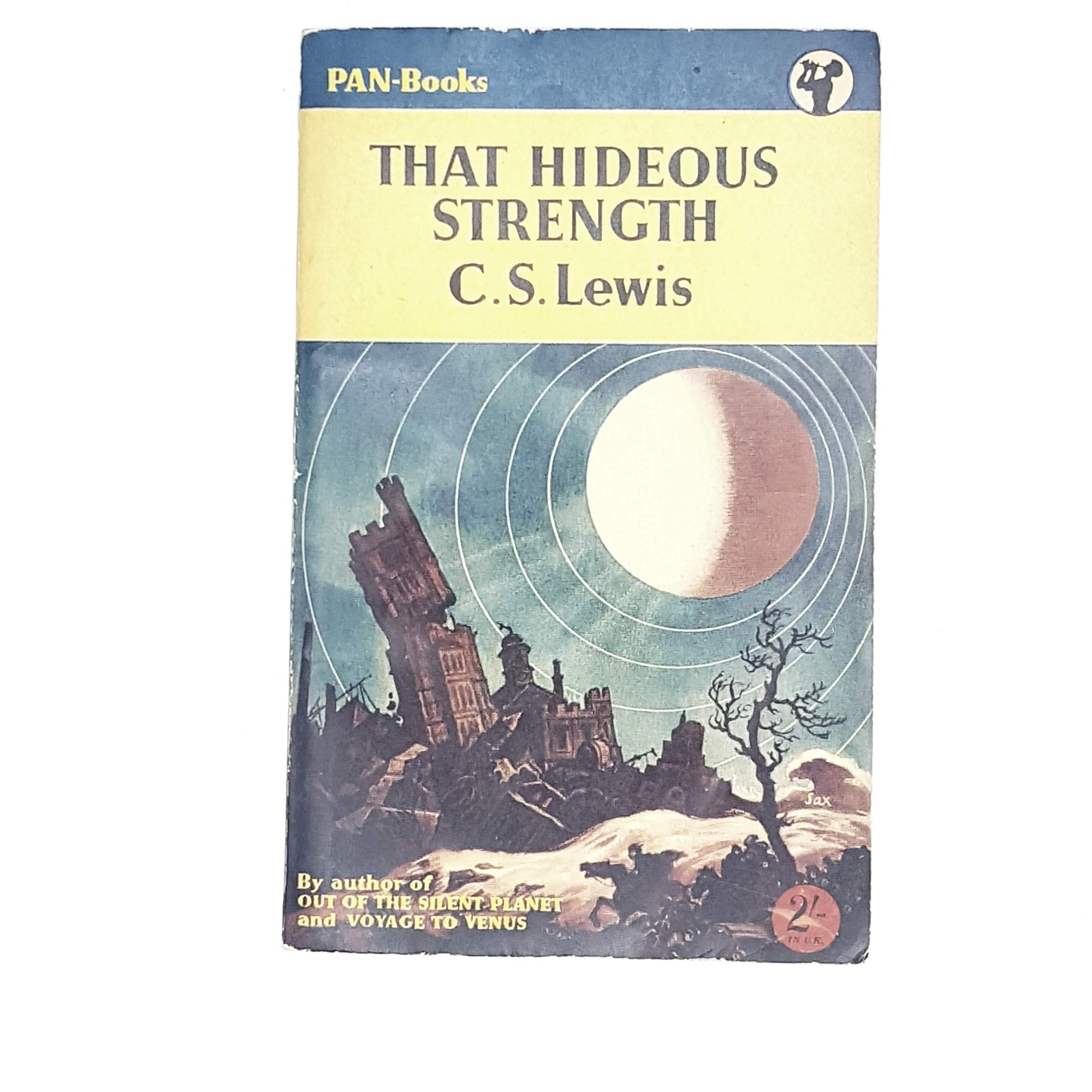 C. S. Lewis's That Hideous Strength 1956