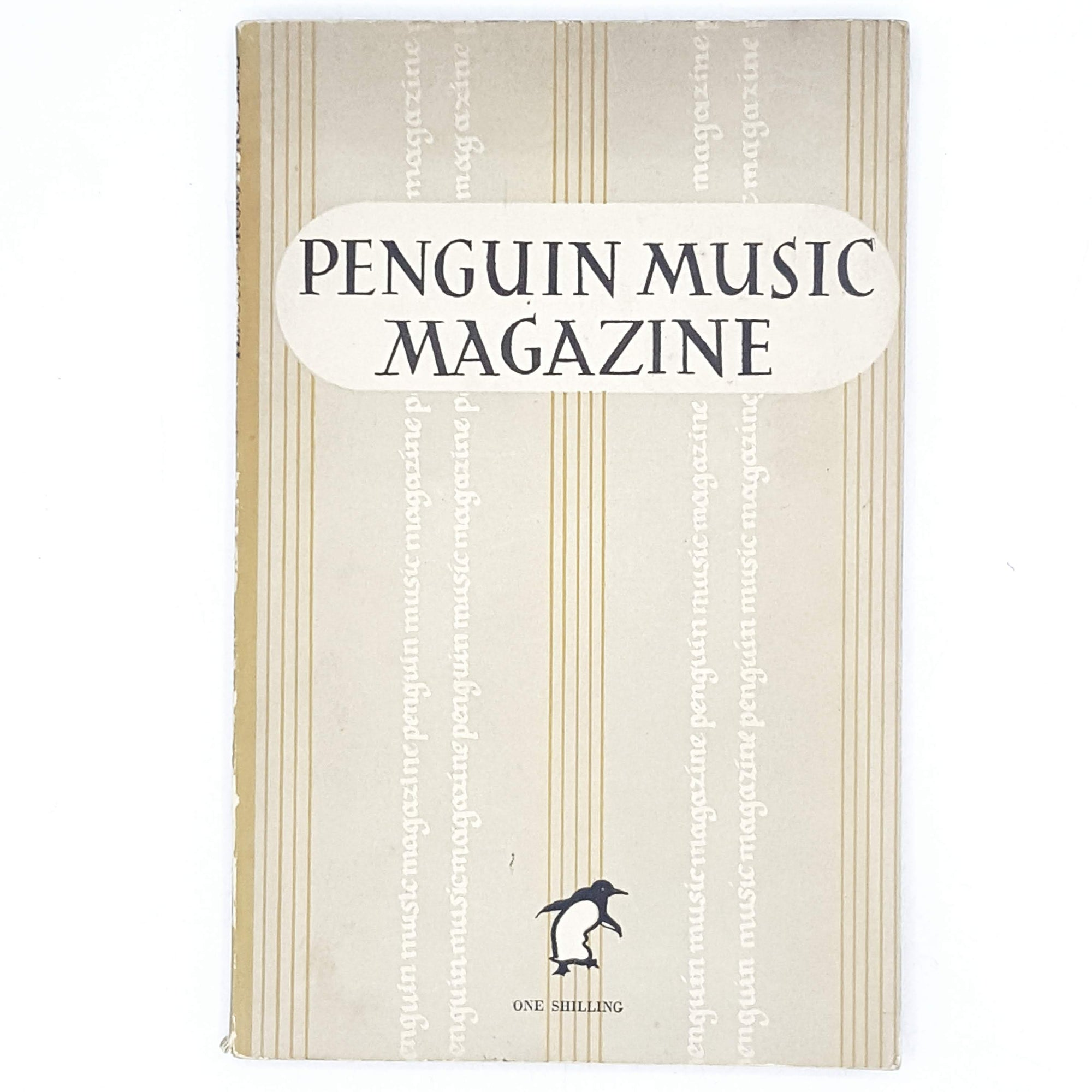 First Edition Penguin Music Magazine I 1946