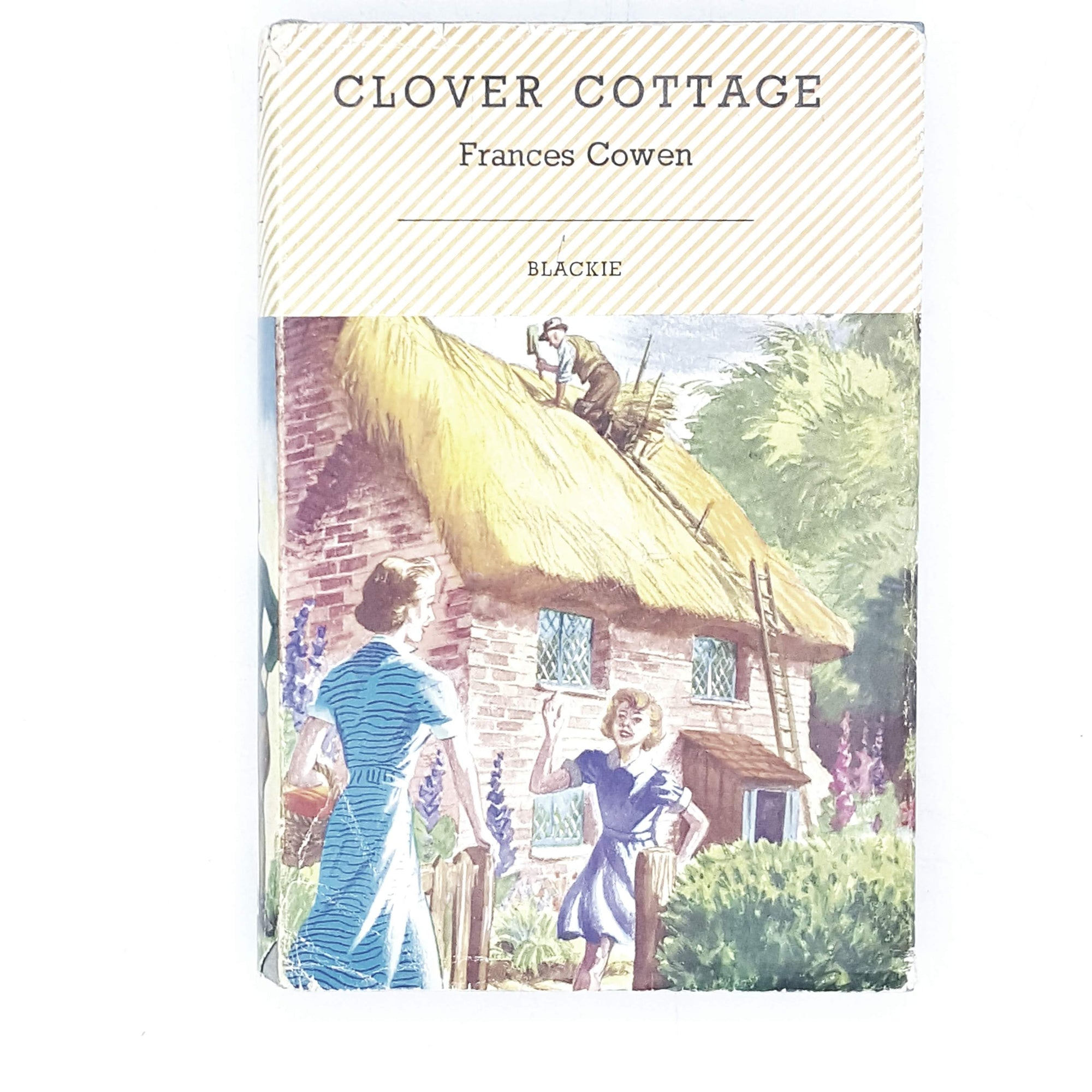 First Edition Clover Cottage by Frances Cowen 1958