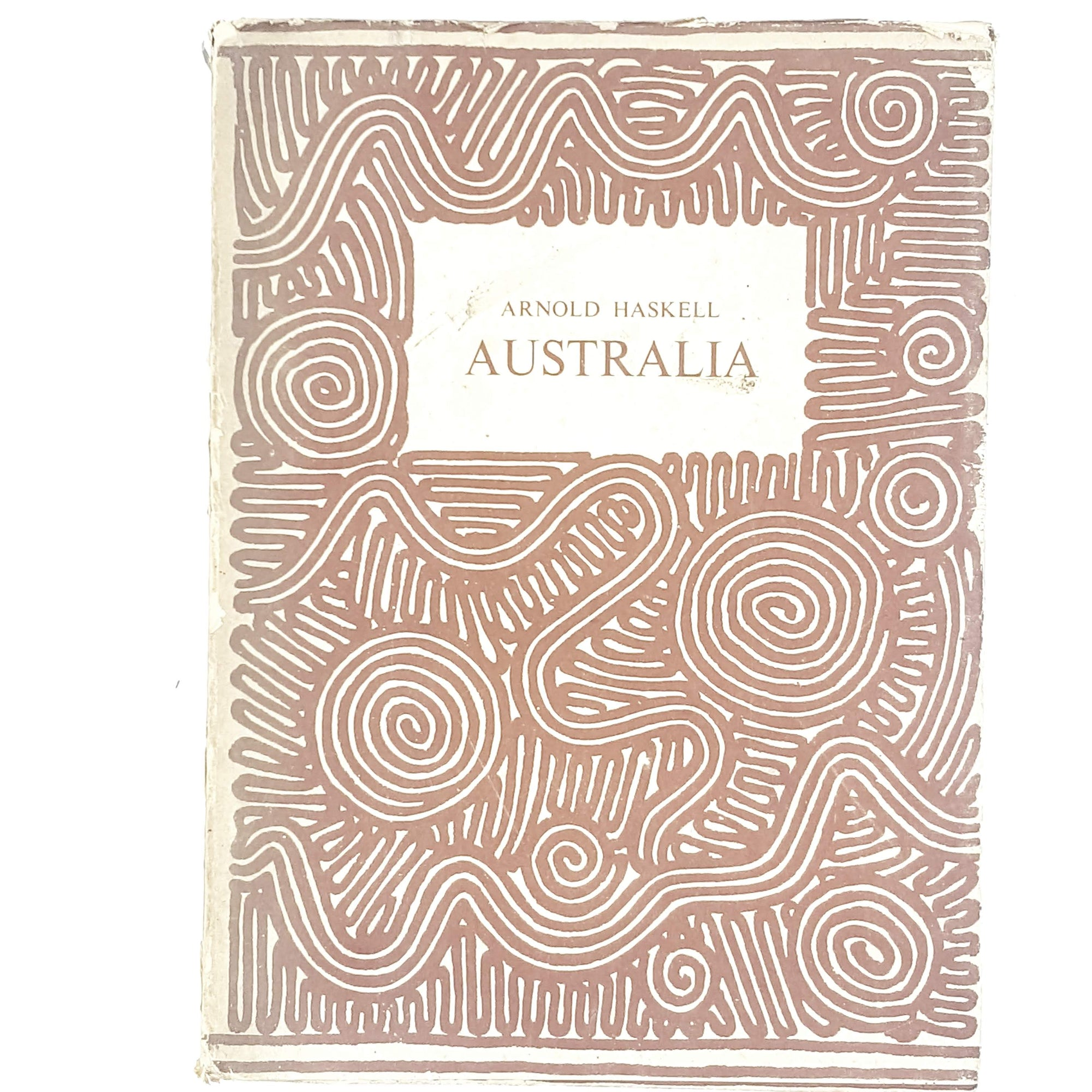 australia-pattern-geometric-brown