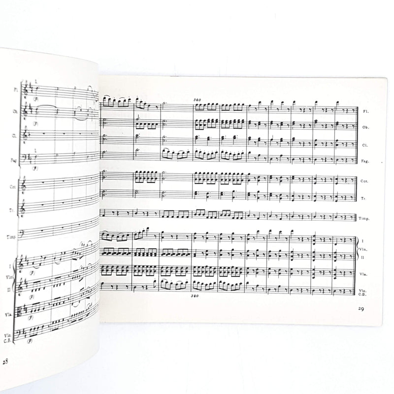 Penguin Scores: Beethoven's Symphony no. 3 in Eb 1954