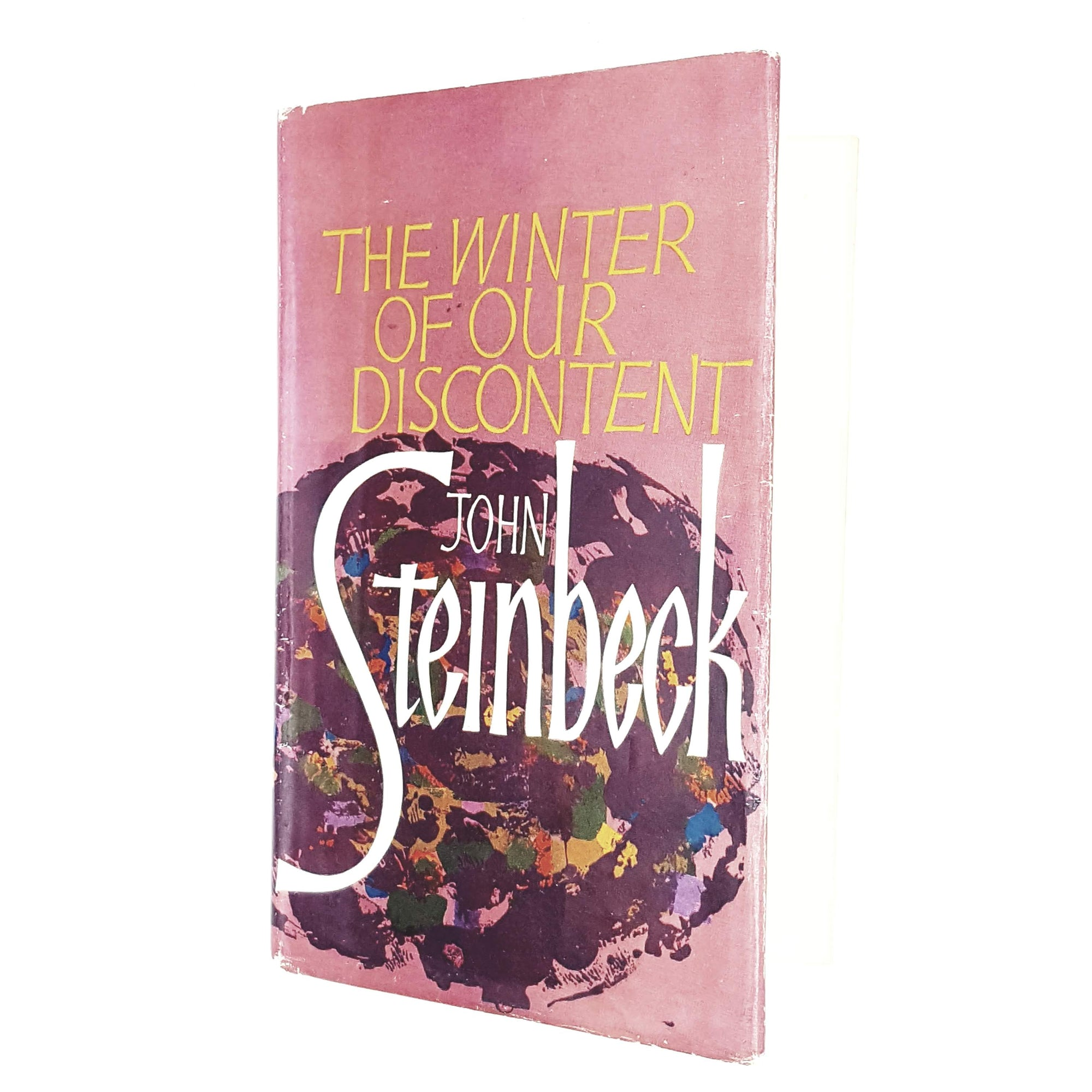 First Edition John Steinbeck's The Winter of Our Discontent 1961