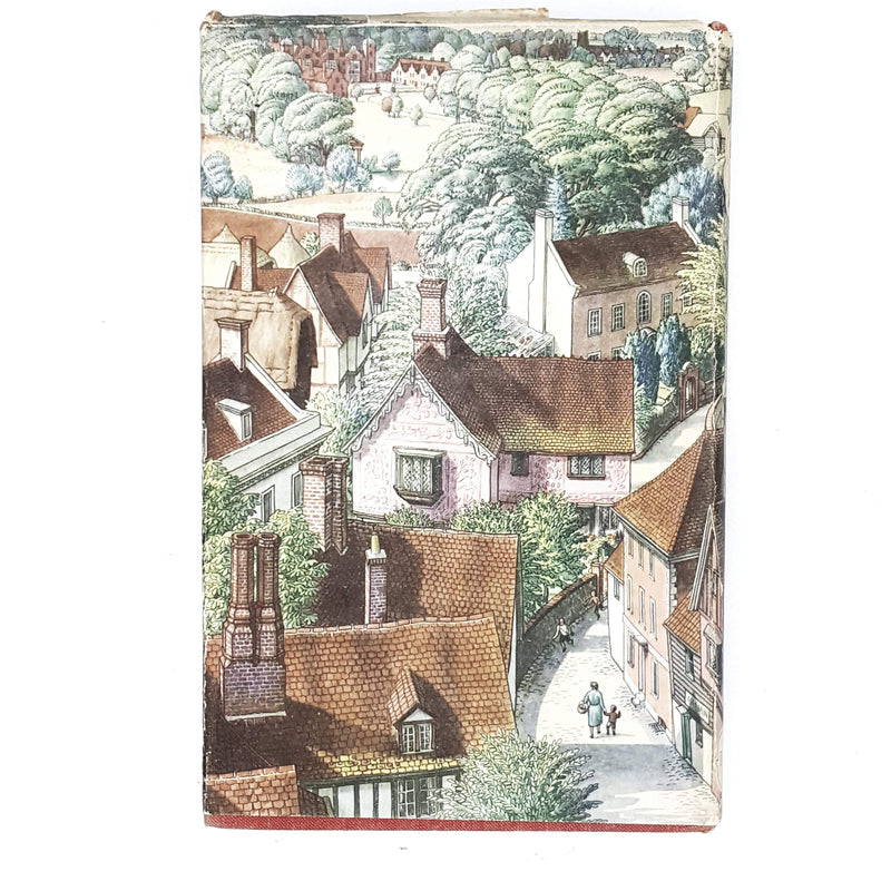 First Edition Illustrated Local Style in English Architecture by T. D. Atkinson 1947