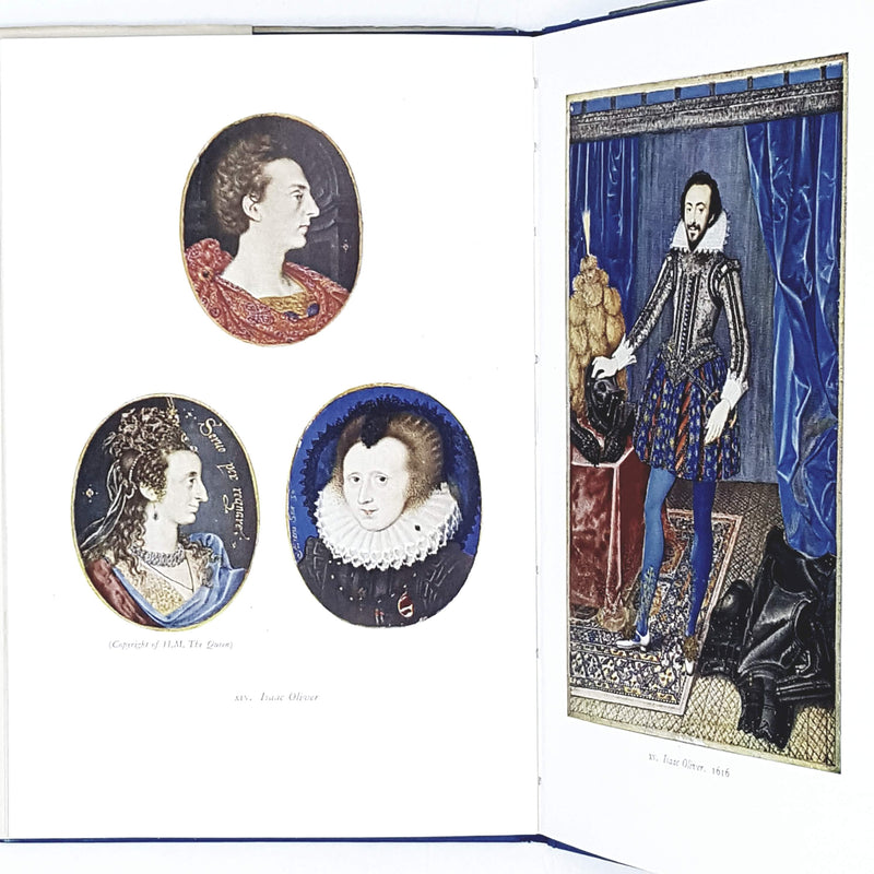 King Penguin: Elizabethan Miniatures 1955