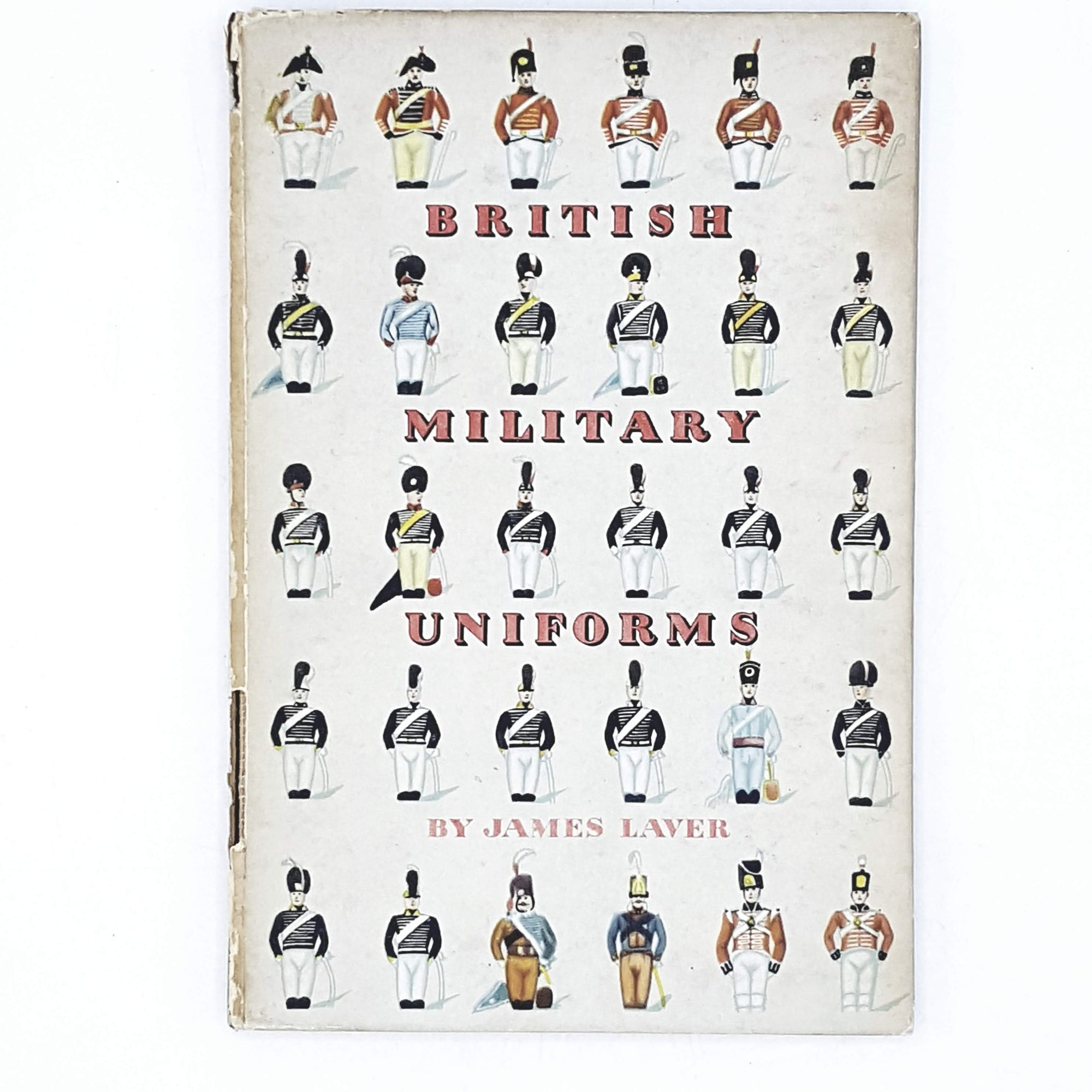 First Edition King Penguin: British Military Uniforms 1948