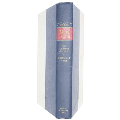 dark-blue-mark-twain-vintage-book-country-house-library